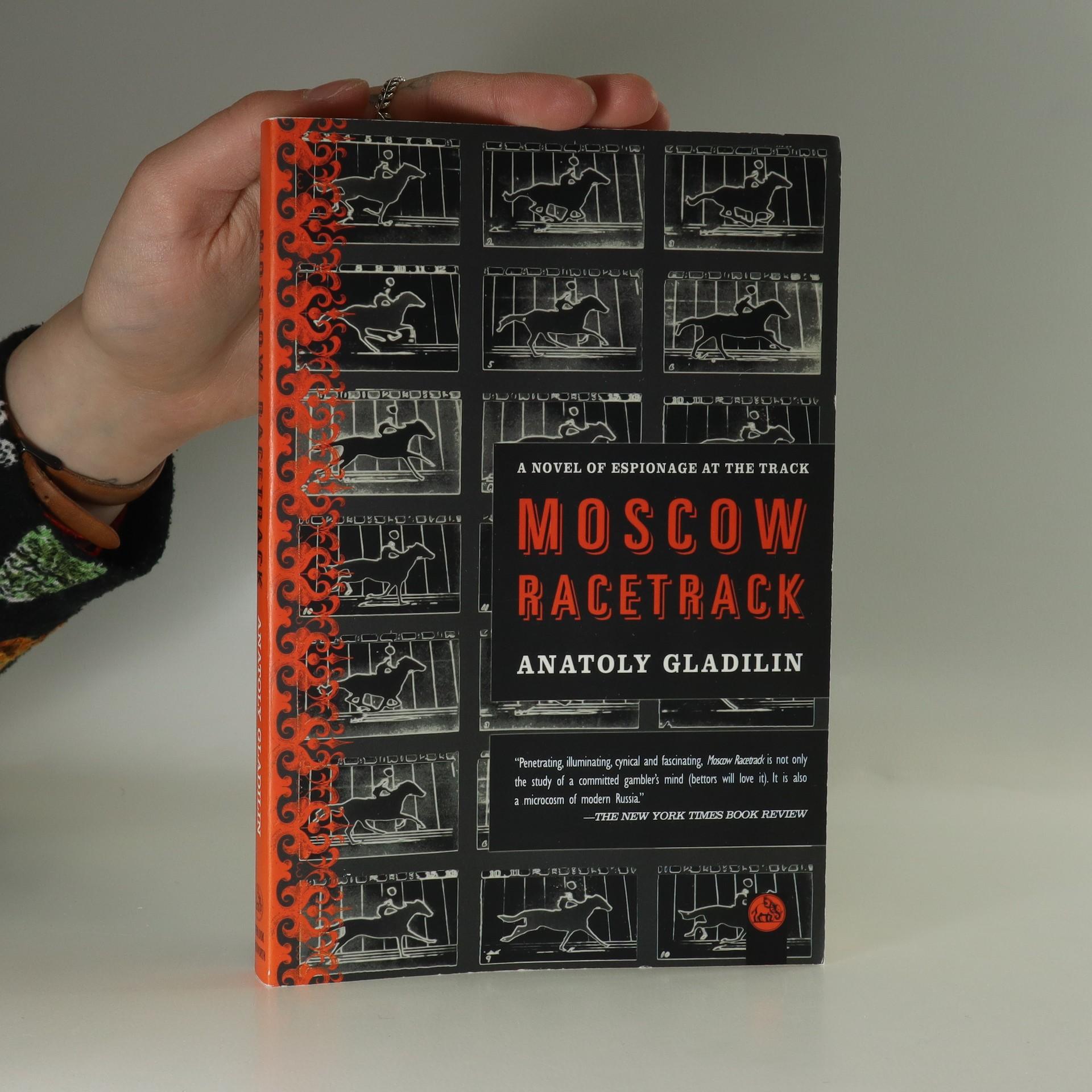 antikvární kniha Moscow Racetrack, 2007