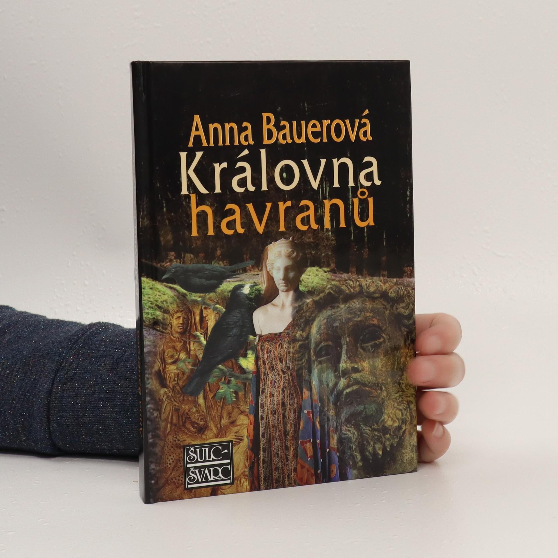 antikvární kniha Královna havranů, 2006