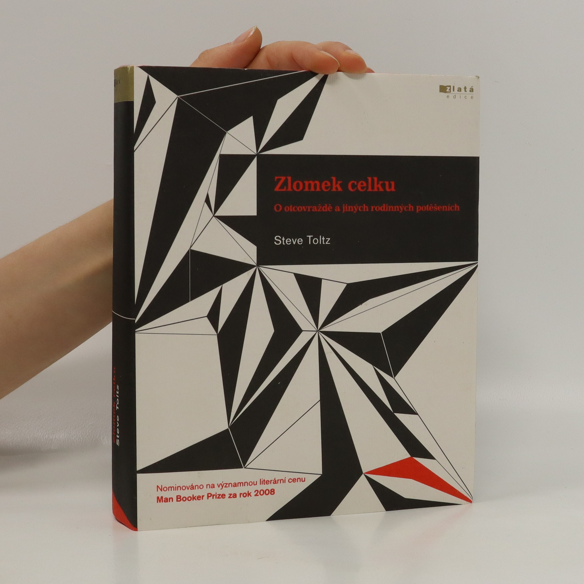 antikvární kniha Zlomek celku : O otcovraždě a jiných rodinných potěšeních, 2010