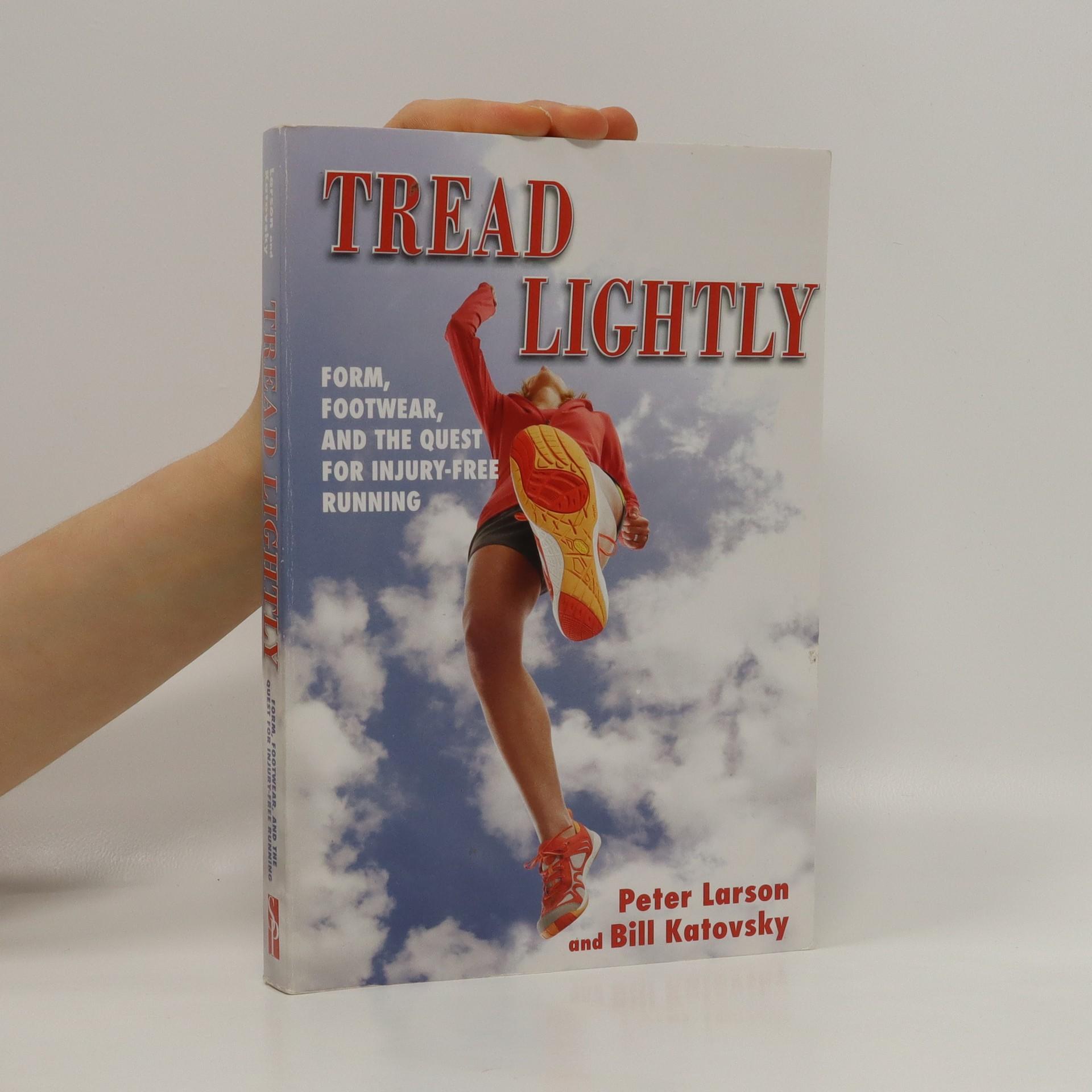antikvární kniha Tread Lightly, neuveden