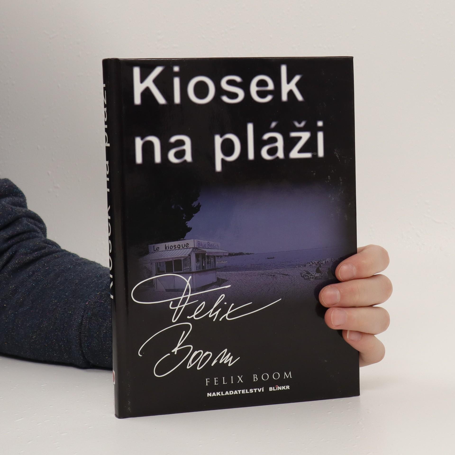 antikvární kniha Kiosek na pláži, 2011