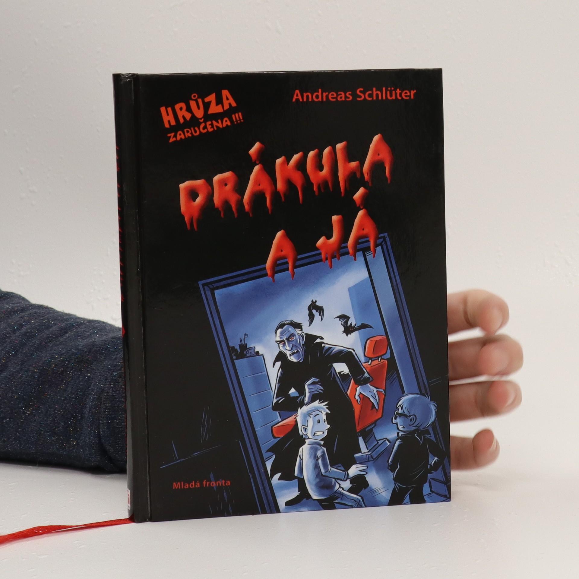 antikvární kniha Drákula a já, neuveden