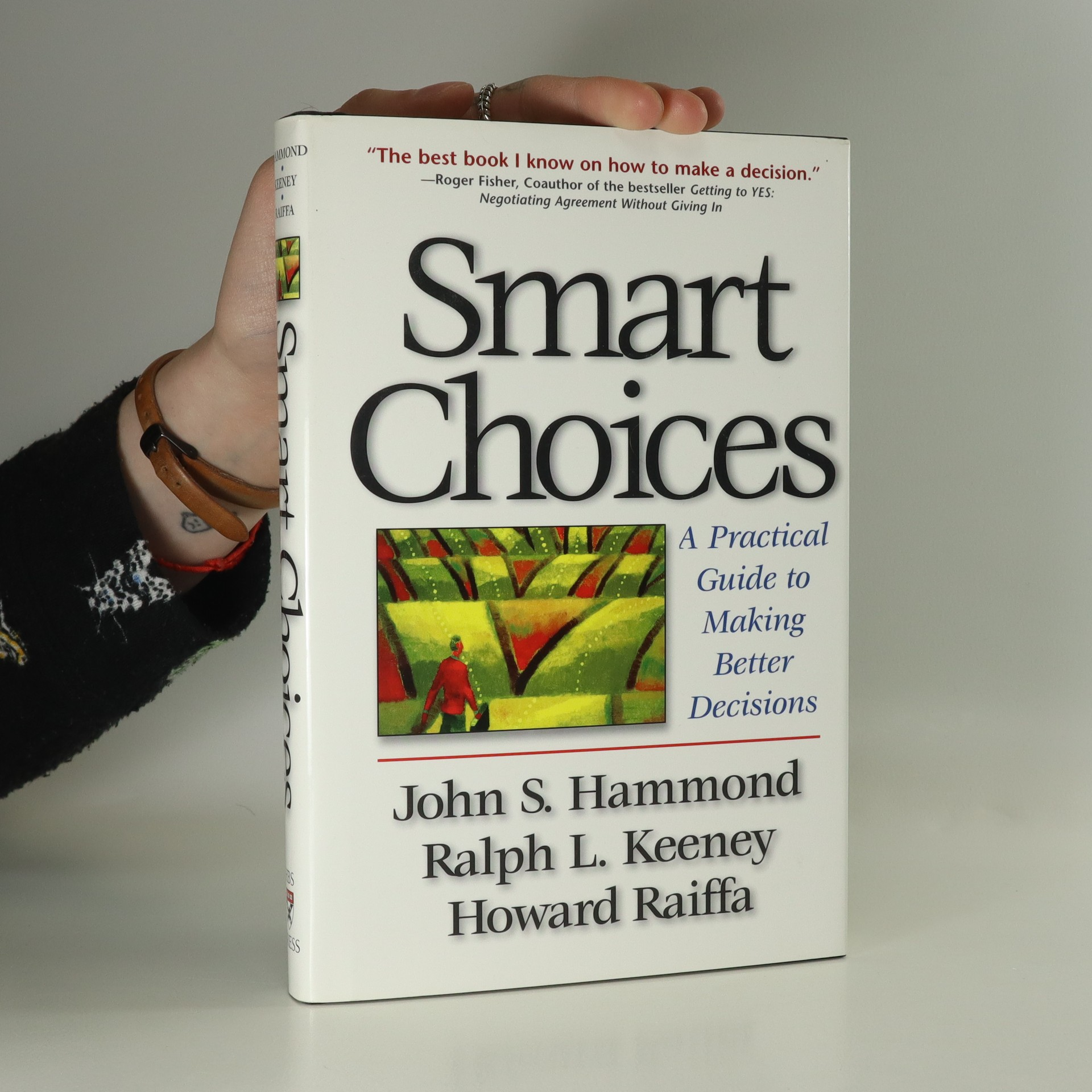 antikvární kniha Smart Choices. A Practical Guide to Making Better Decisions, 1999