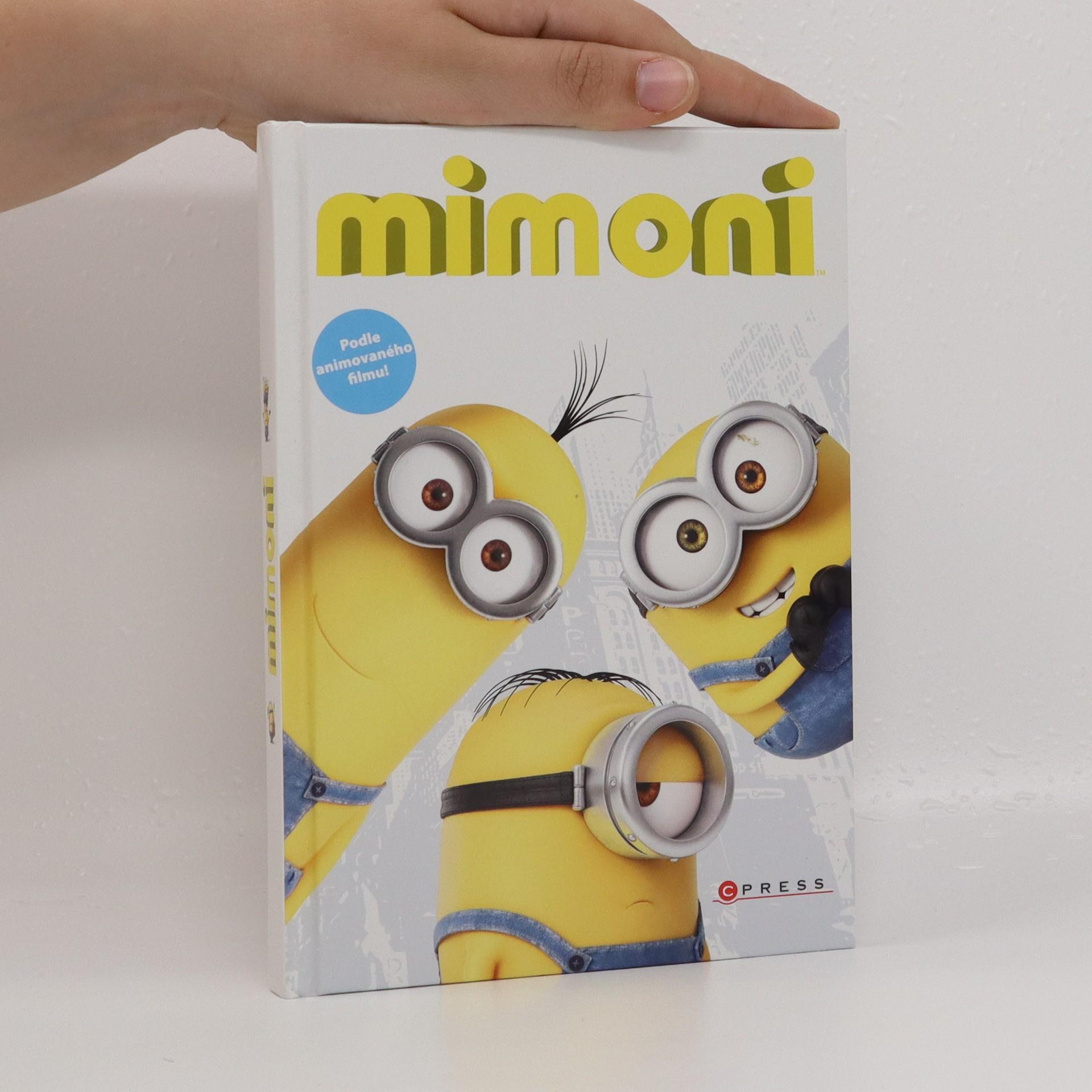 antikvární kniha Mimoni, 2015