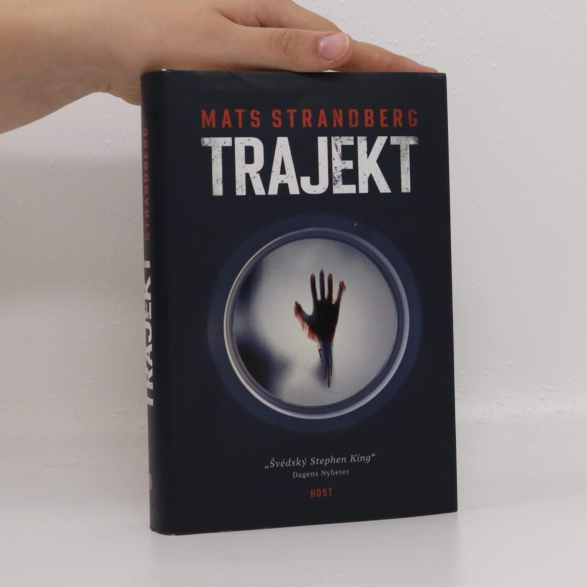 antikvární kniha Trajekt, 2018