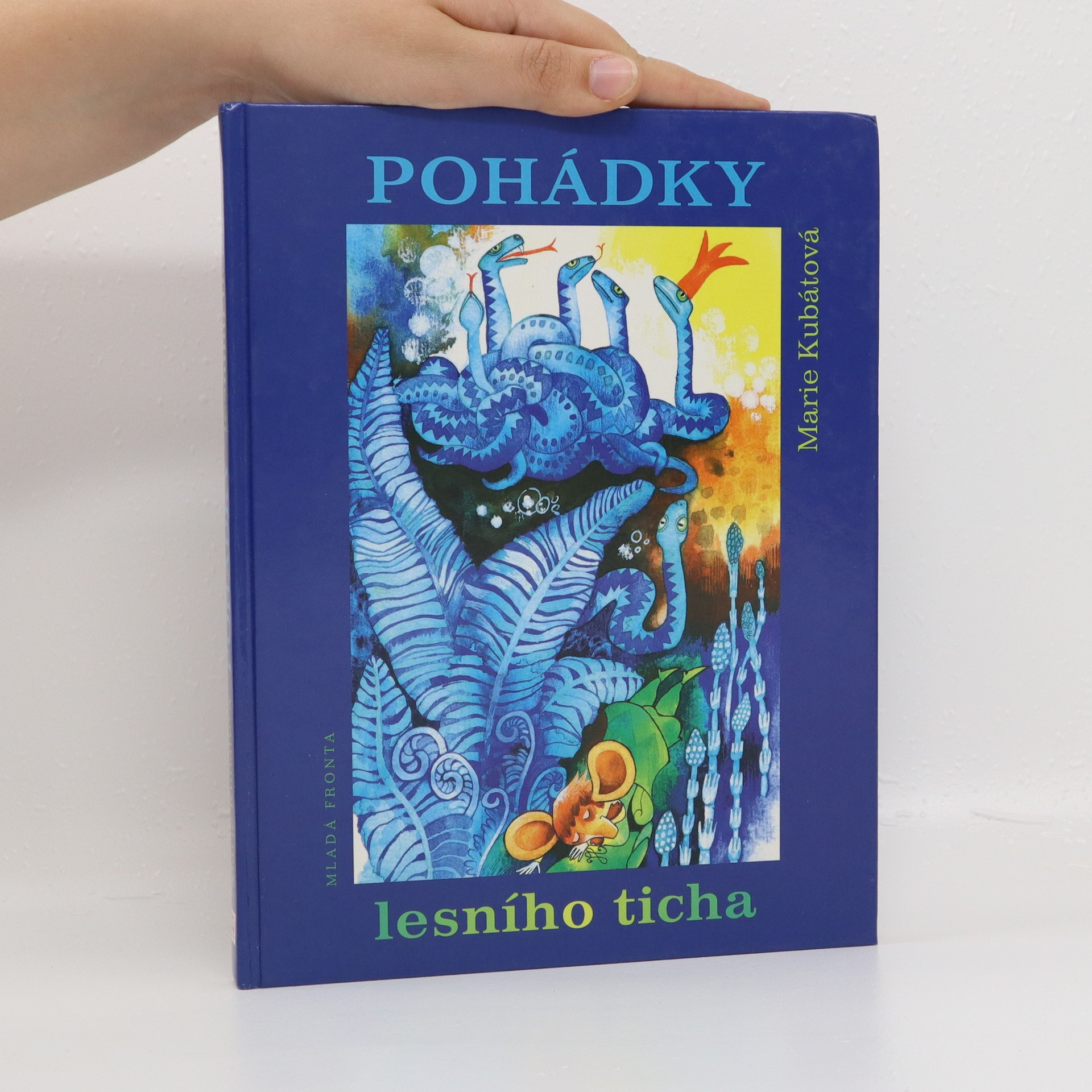 antikvární kniha Hajadla aneb Pohádky lesního ticha, 2006