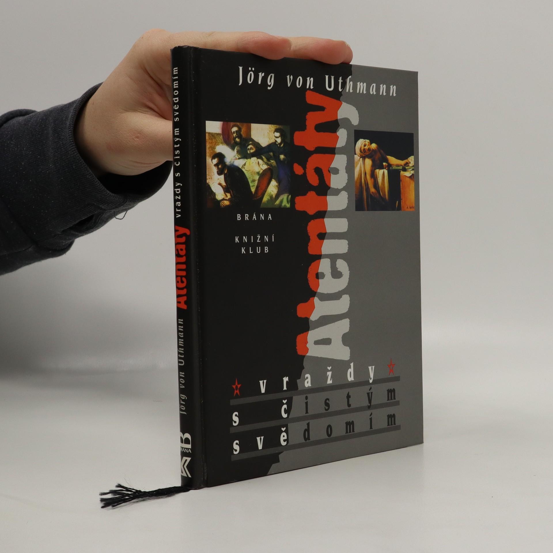 antikvární kniha Atentáty : vraždy s čistým svědomím, 1998