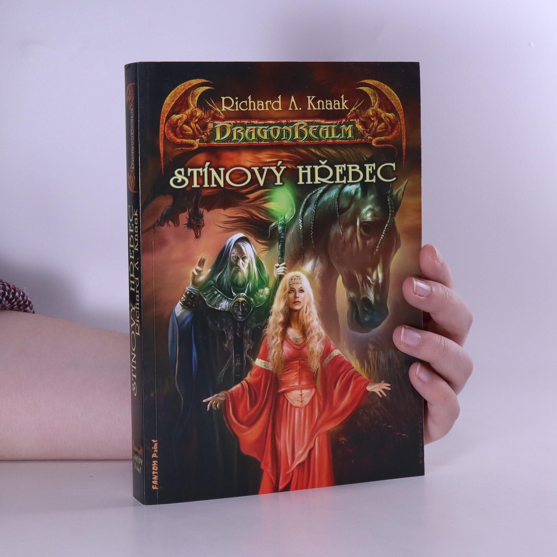 antikvární kniha Stínový hřebec, 2006