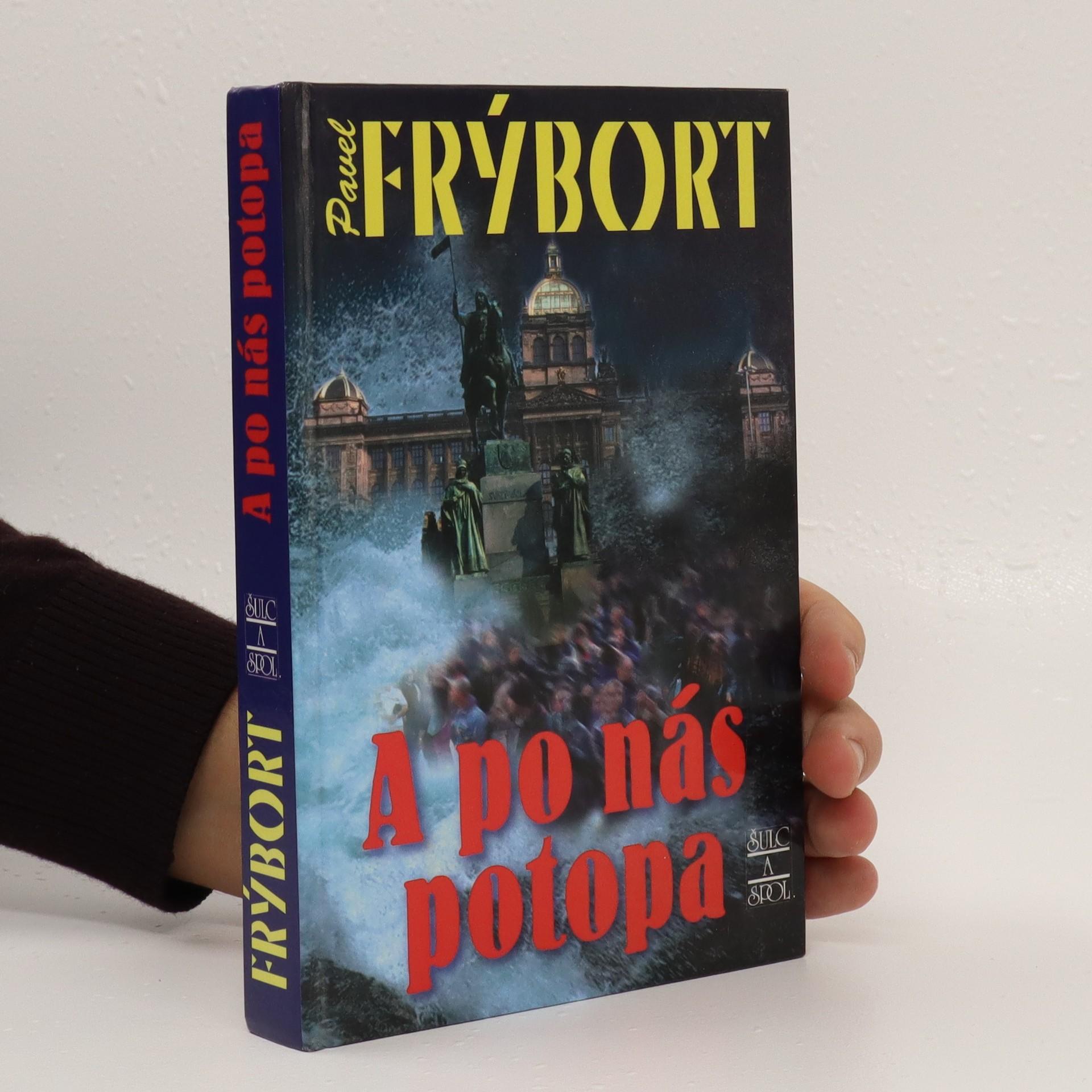 antikvární kniha A po nás potopa, 2005