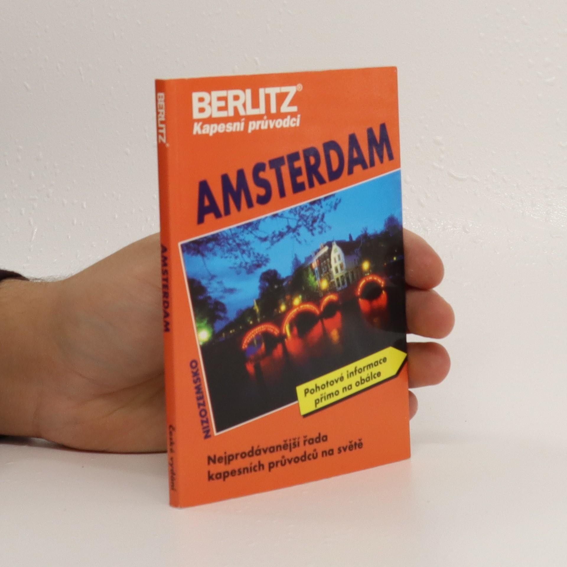 antikvární kniha Amsterdam, 1999