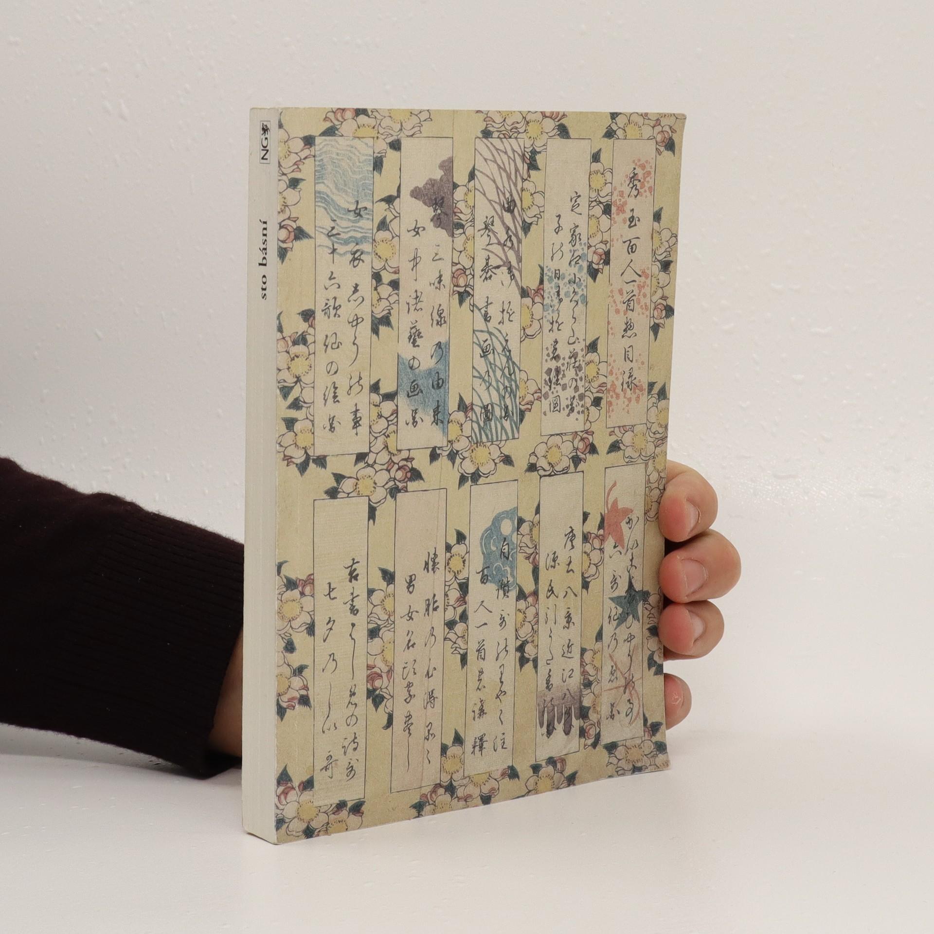 antikvární kniha Sto básní : stará japonská poezie, 1997