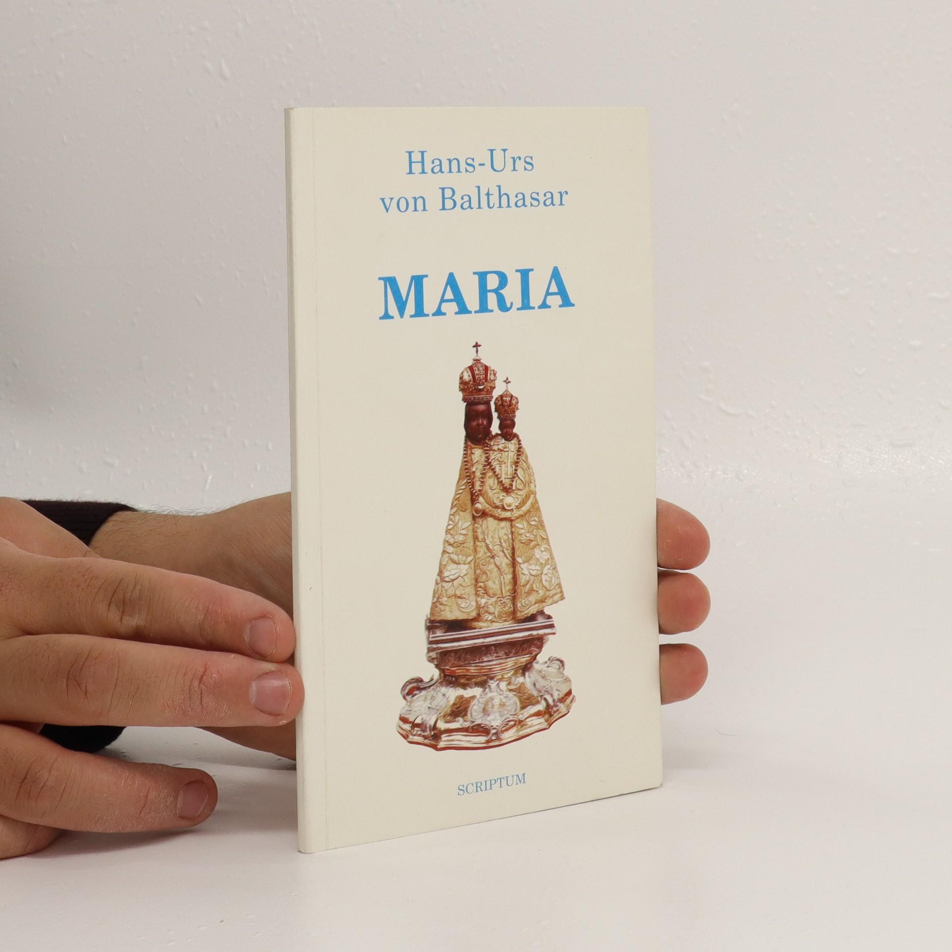 antikvární kniha Maria, 1991