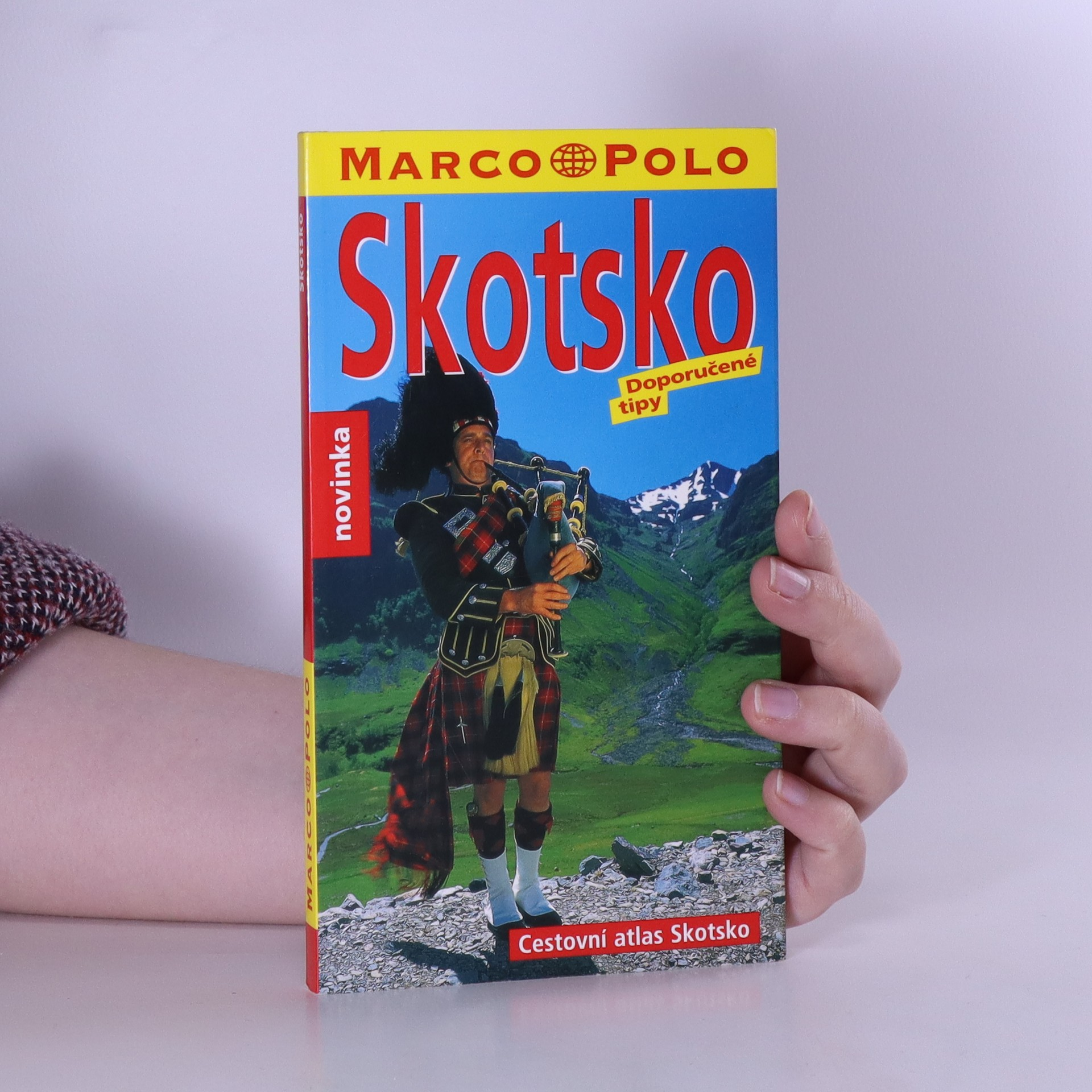 antikvární kniha Skotsko, 2002