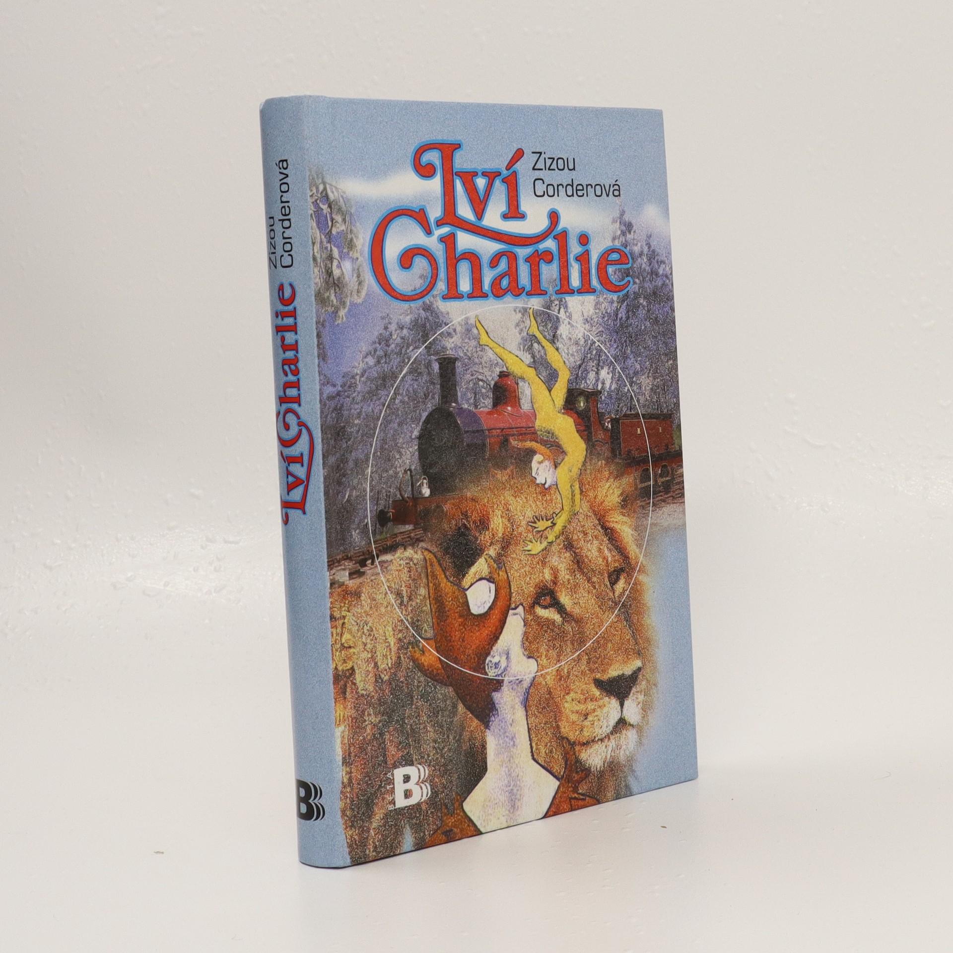 antikvární kniha Lví Charlie, 2004
