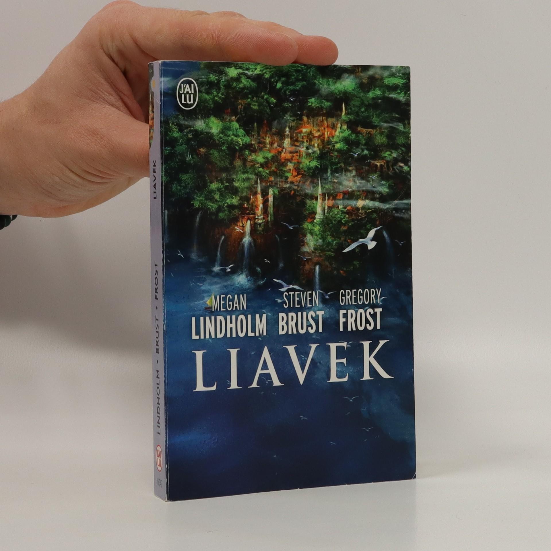 antikvární kniha Liavek, 2016