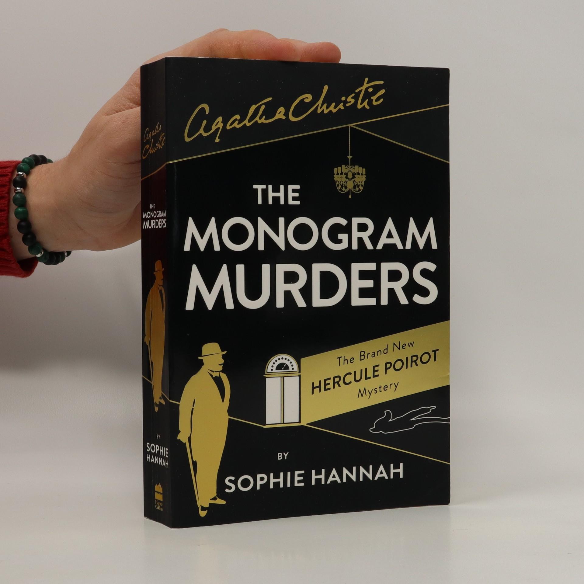 antikvární kniha The Monogram murders : the new Hercule Poirot mystery, 2014
