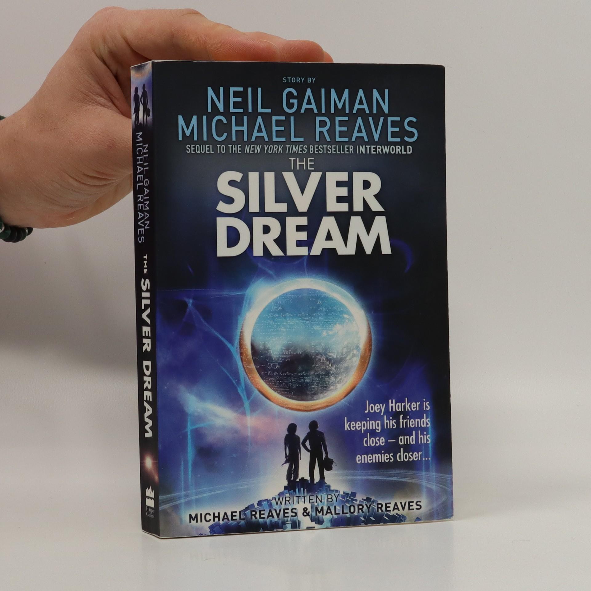 antikvární kniha The silver dream, 2014