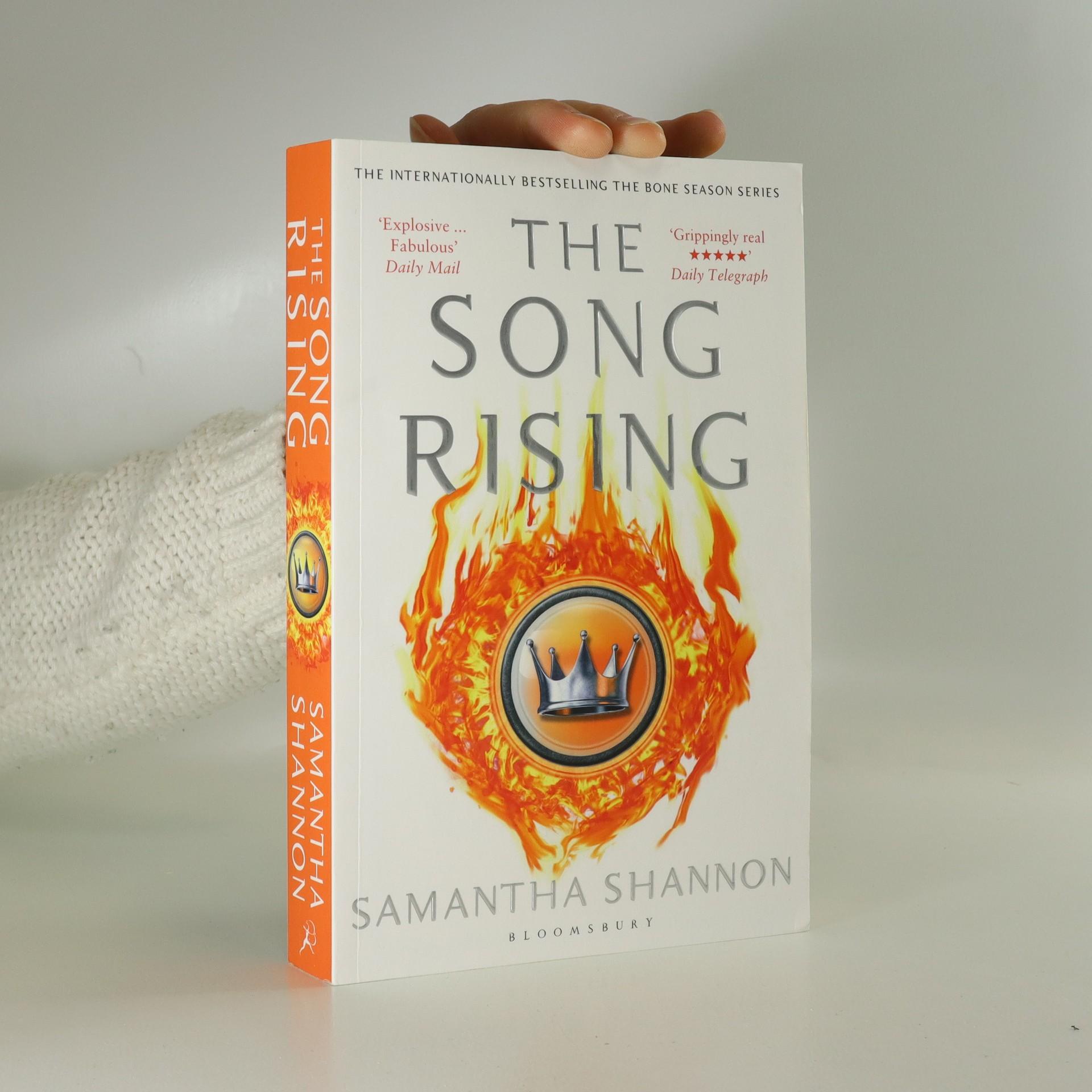 antikvární kniha The Song Rising. 3. díl, 2018