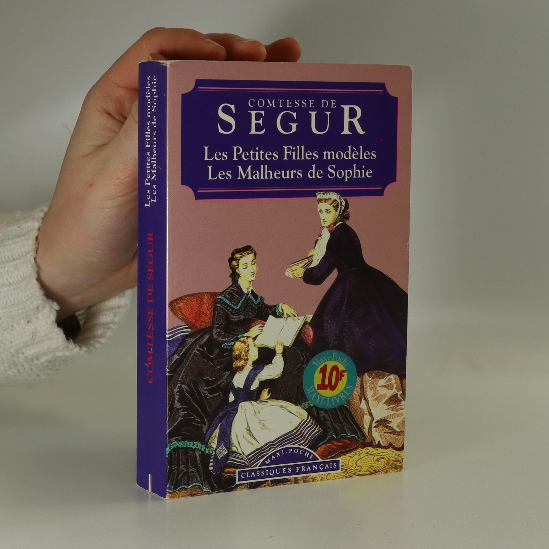 antikvární kniha Les Petites Filles modèles. Les malheurs de Sophie., 1995