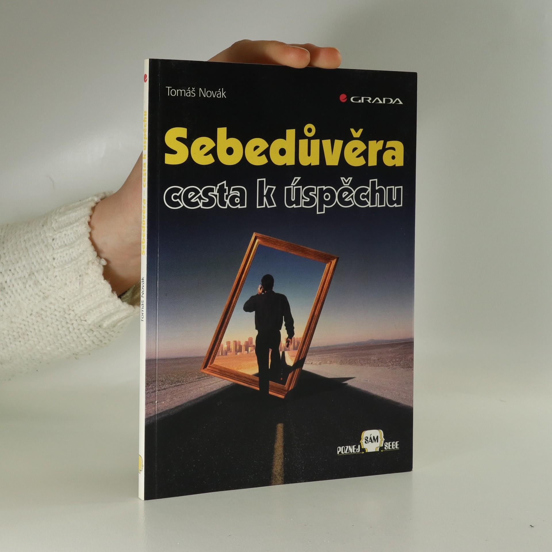 antikvární kniha Sebedůvěra - cesta k úspěchu, 1999