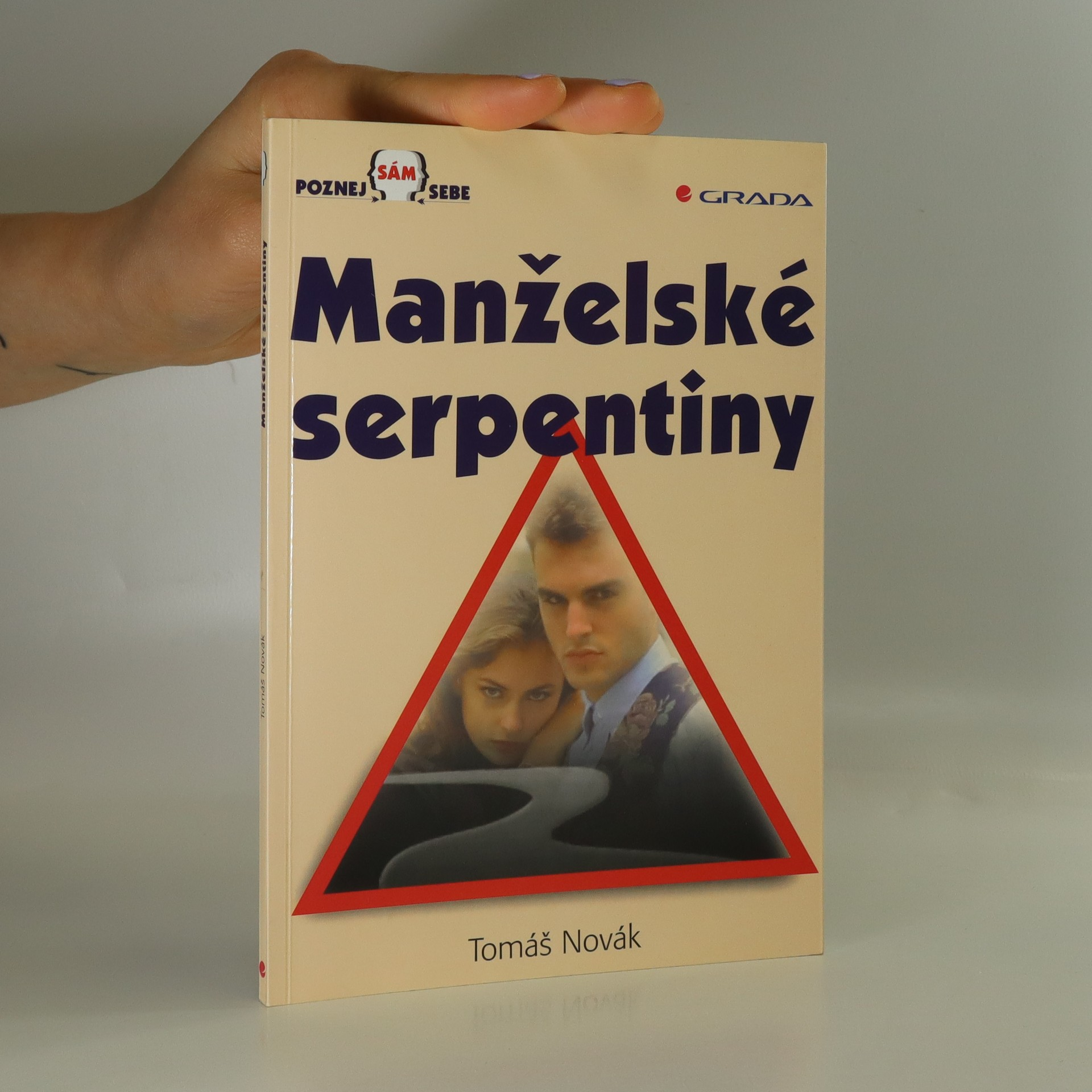 antikvární kniha Manželské serpentiny, 2001