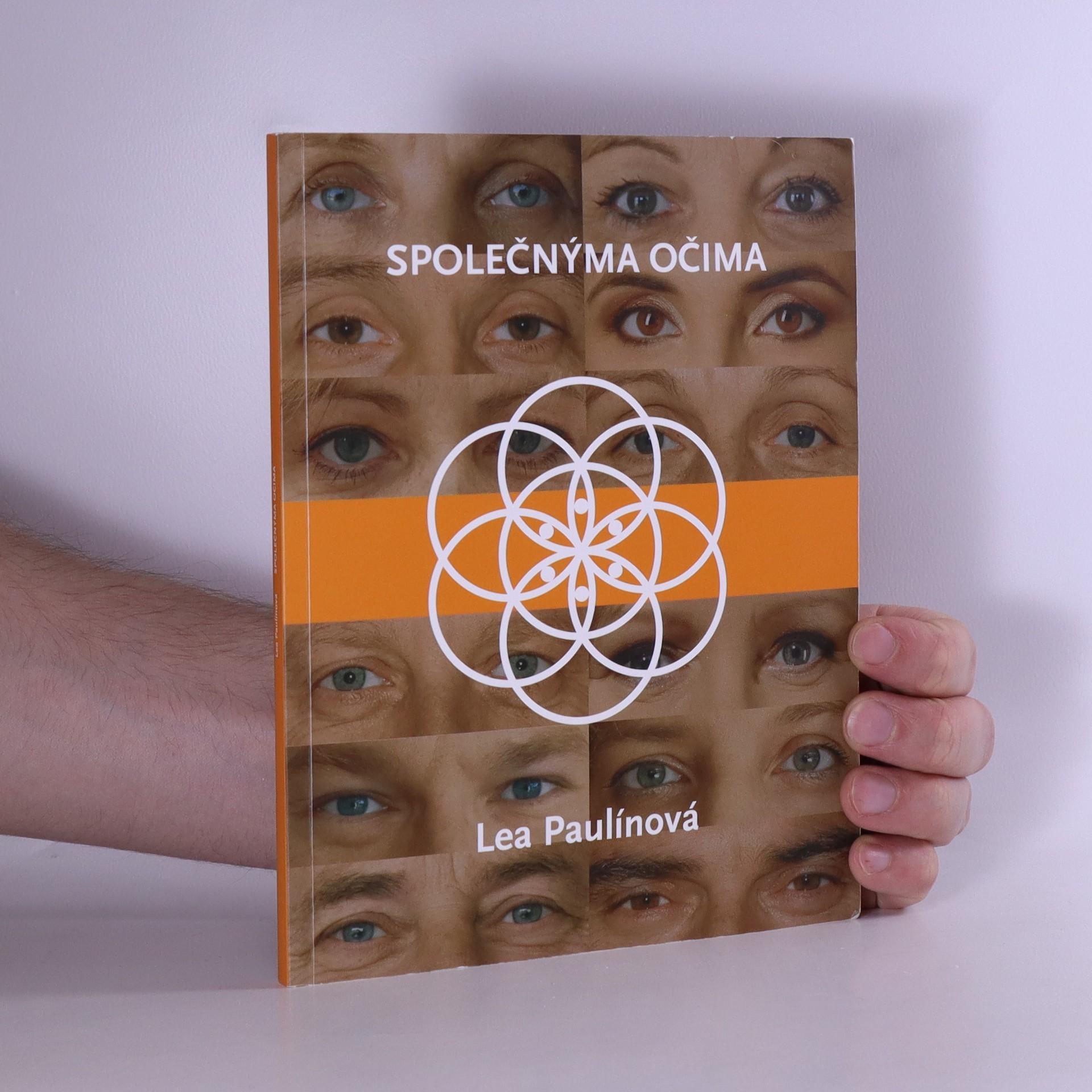 antikvární kniha Společnýma očima, 2012