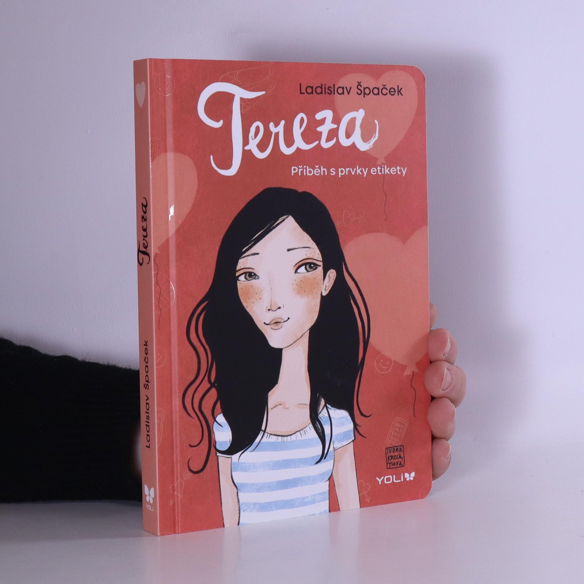 antikvární kniha Tereza : příběh s prvky etikety, 2021