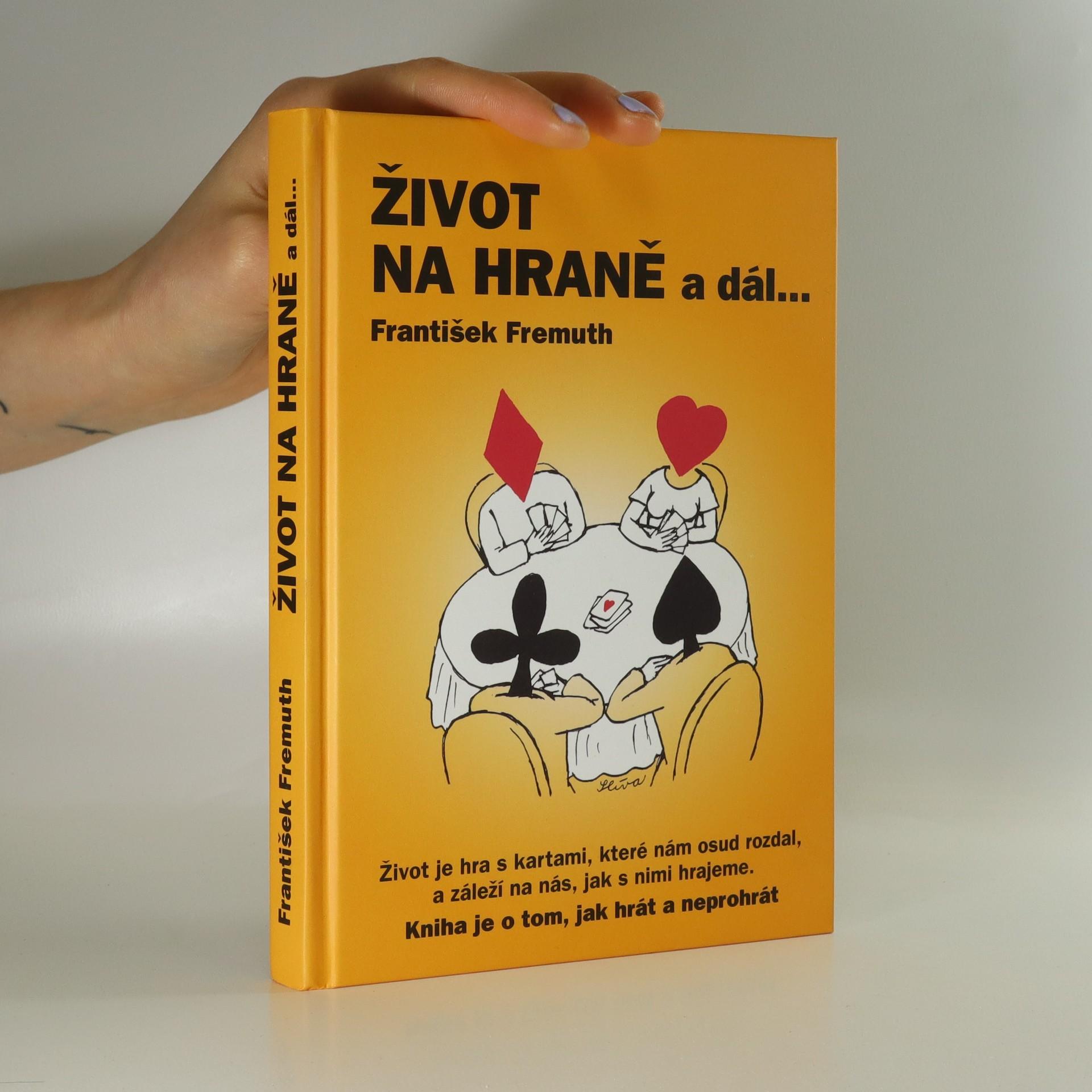 antikvární kniha Život na hraně a dál--, 2013
