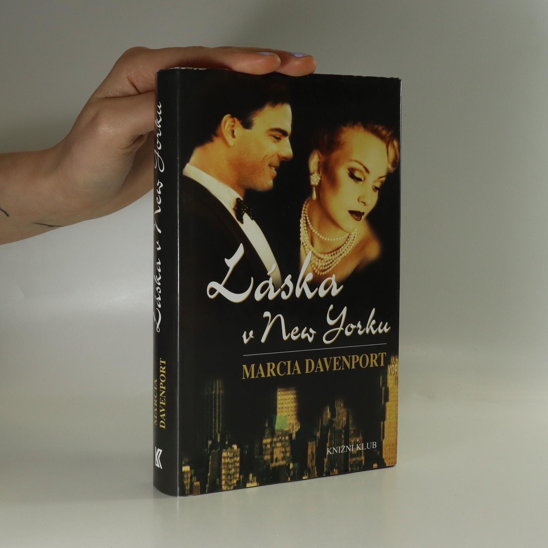 antikvární kniha Láska v New Yorku, 2000
