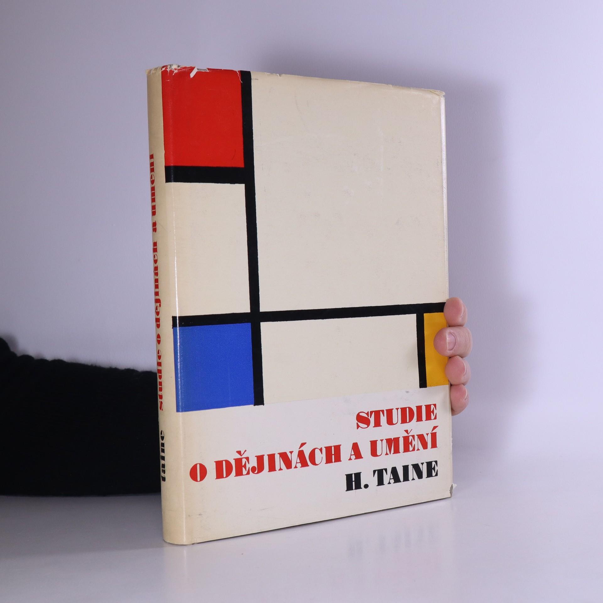 antikvární kniha Studie o dějinách a umění, 1978