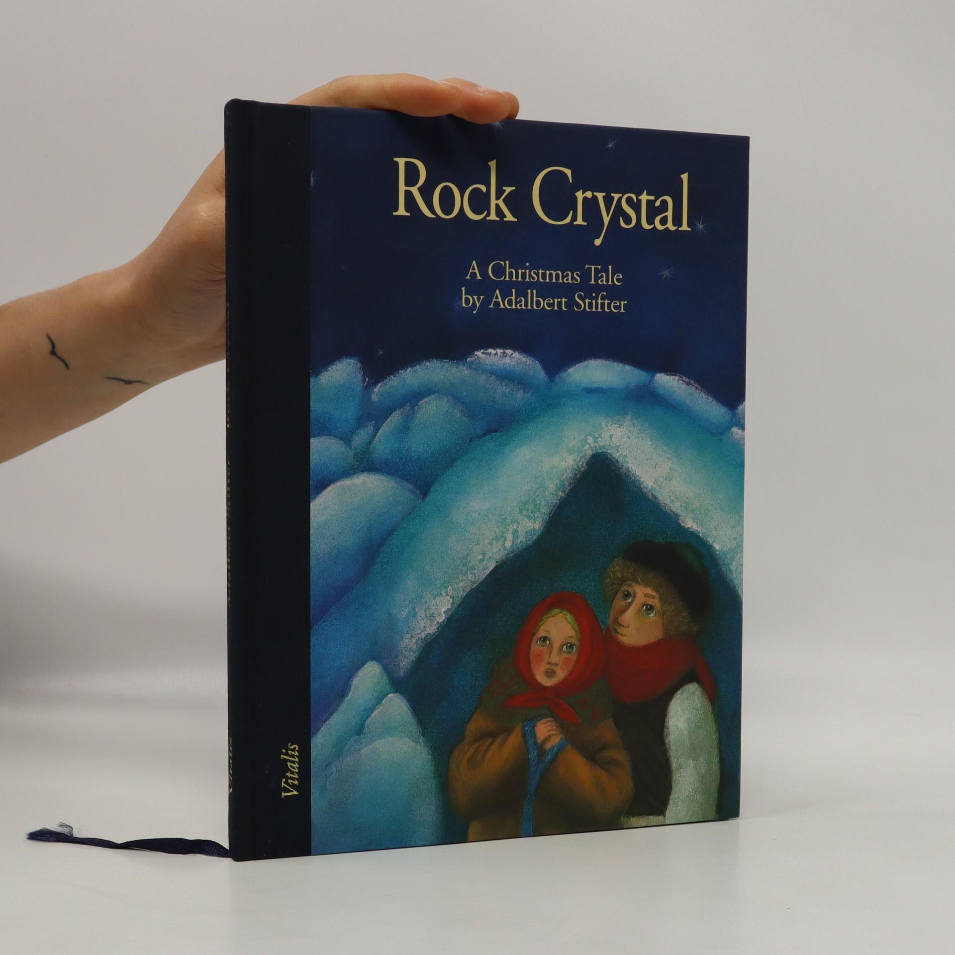antikvární kniha Rock crystal. A Christmas tale, neuveden
