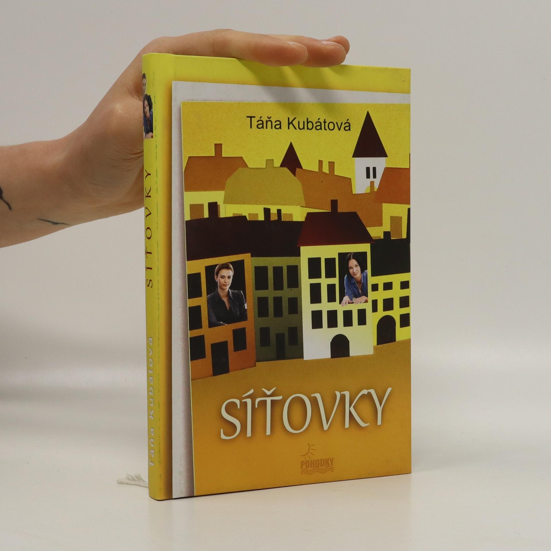 antikvární kniha Síťovky, 2017