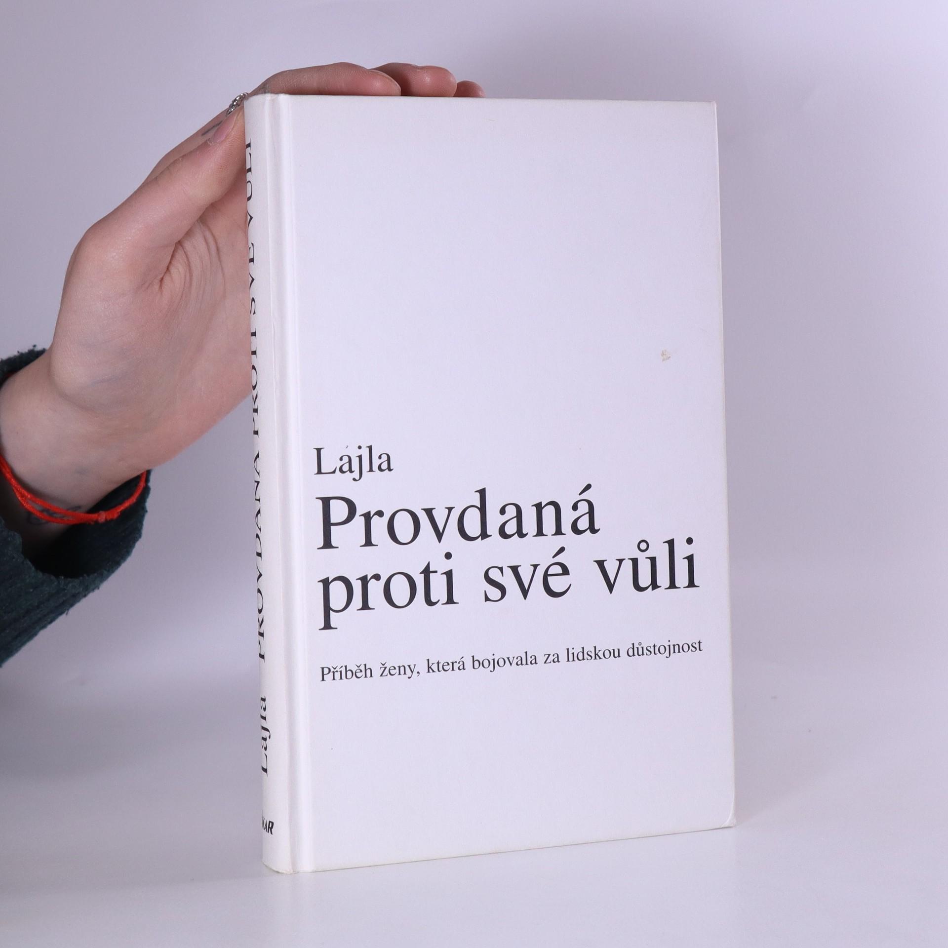 antikvární kniha Provdaná proti své vůli , 2005