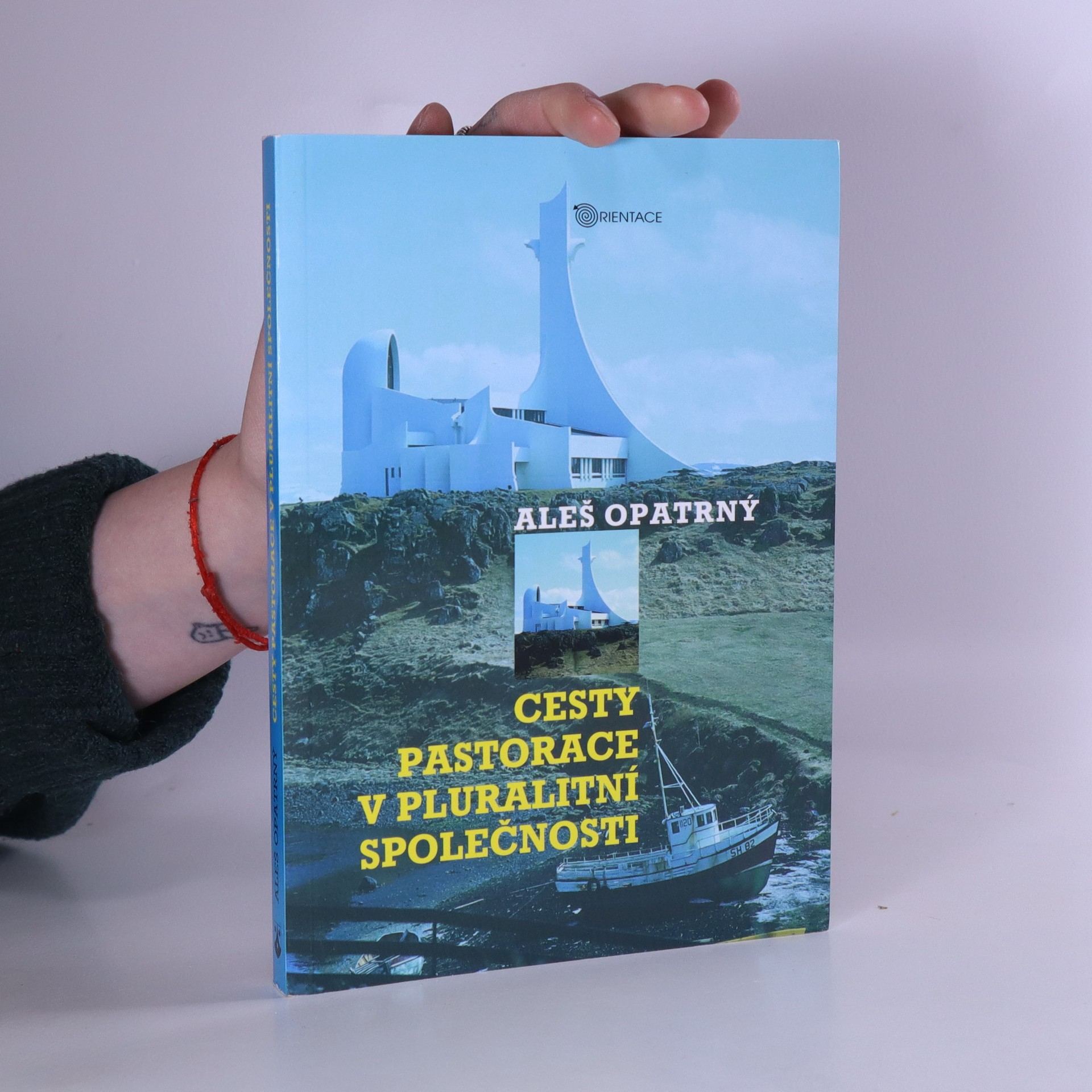 antikvární kniha Cesty pastorace v pluralitní společnosti, 2006