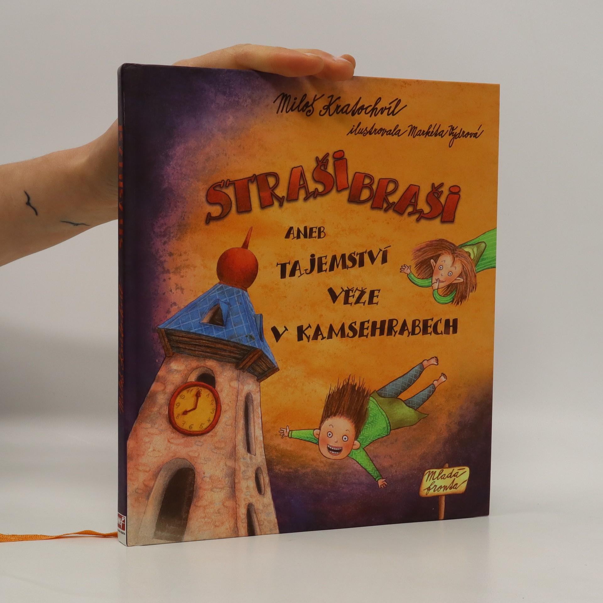 antikvární kniha Strašibraši aneb Tajemství věže v Kamsehrabech, 2010