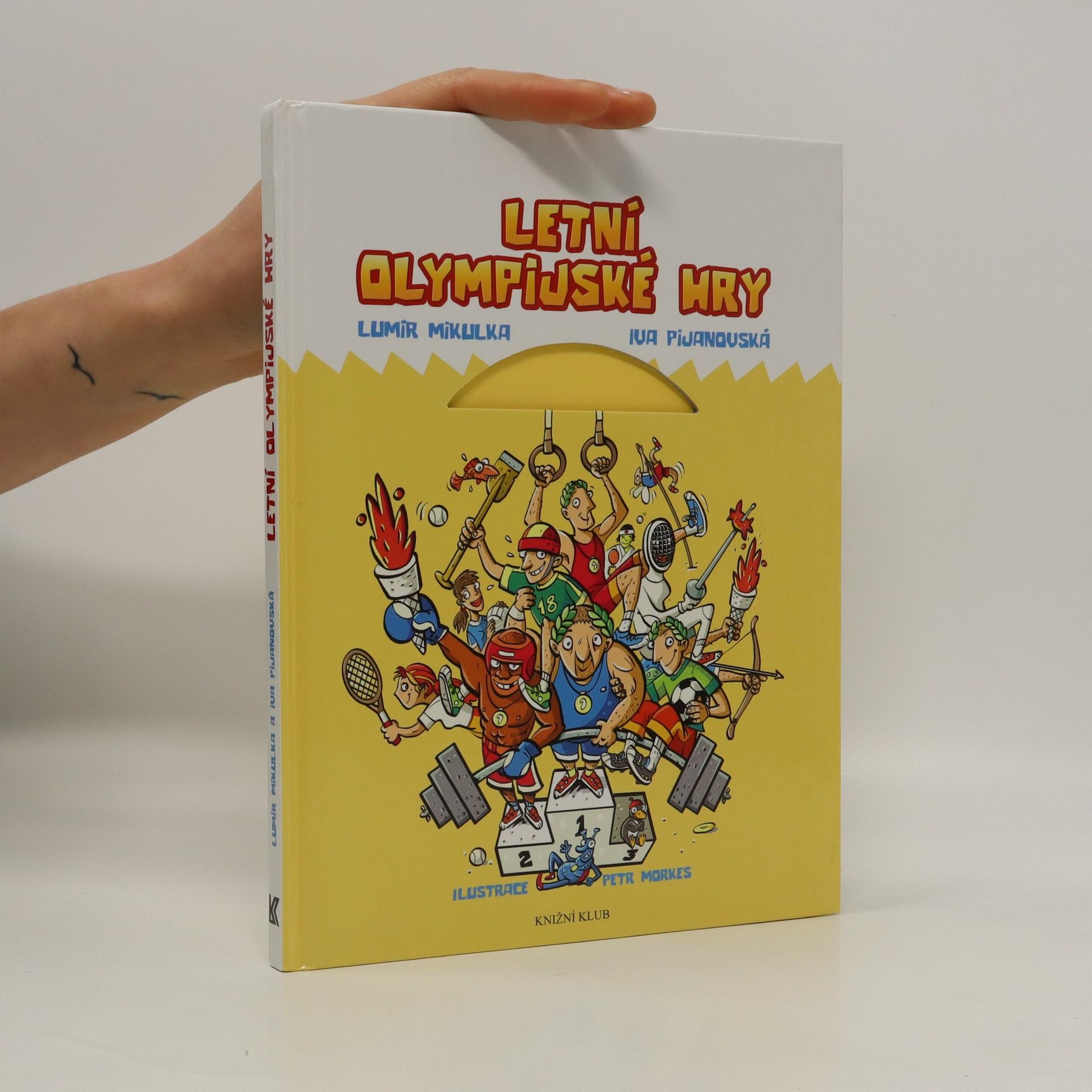 antikvární kniha Letní olympijské hry, 2008