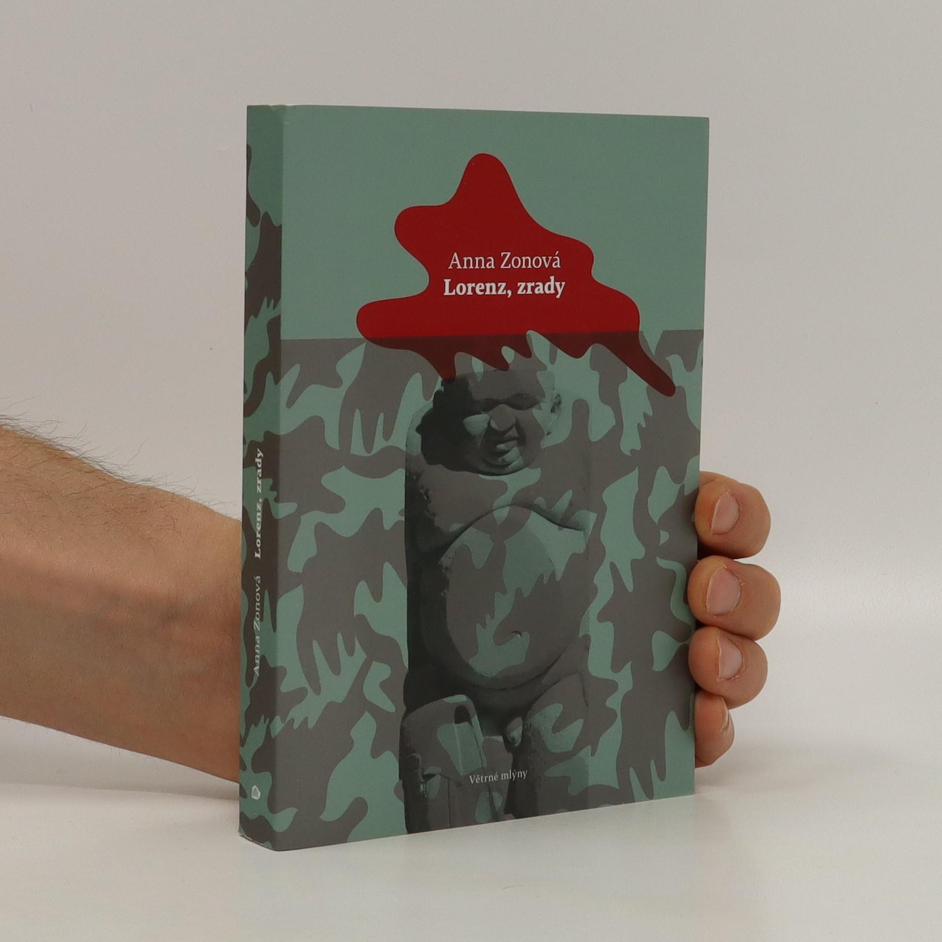 antikvární kniha Lorenz, zrady, 2013