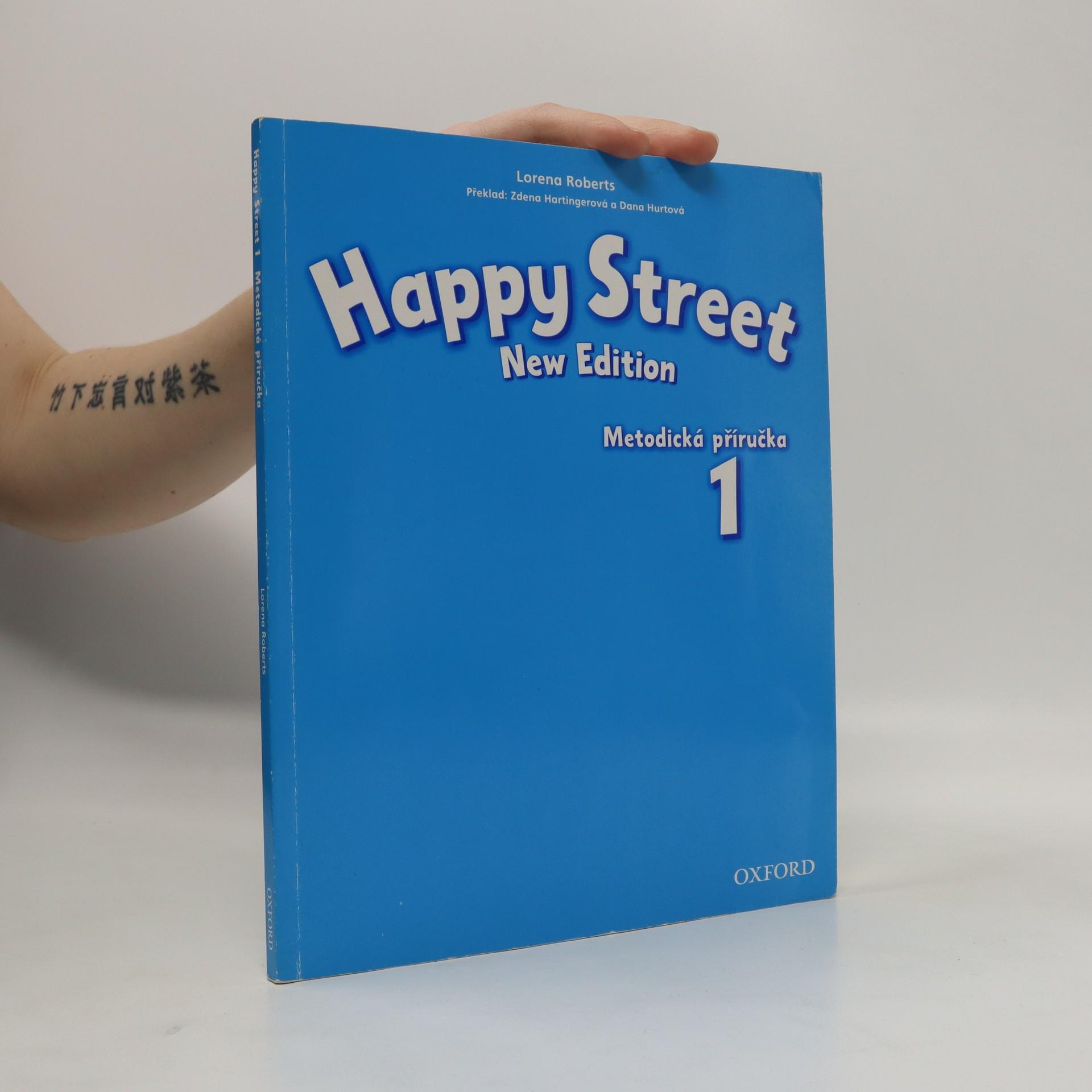 antikvární kniha Happy street 1 : new edition. Metodická příručka, neuveden