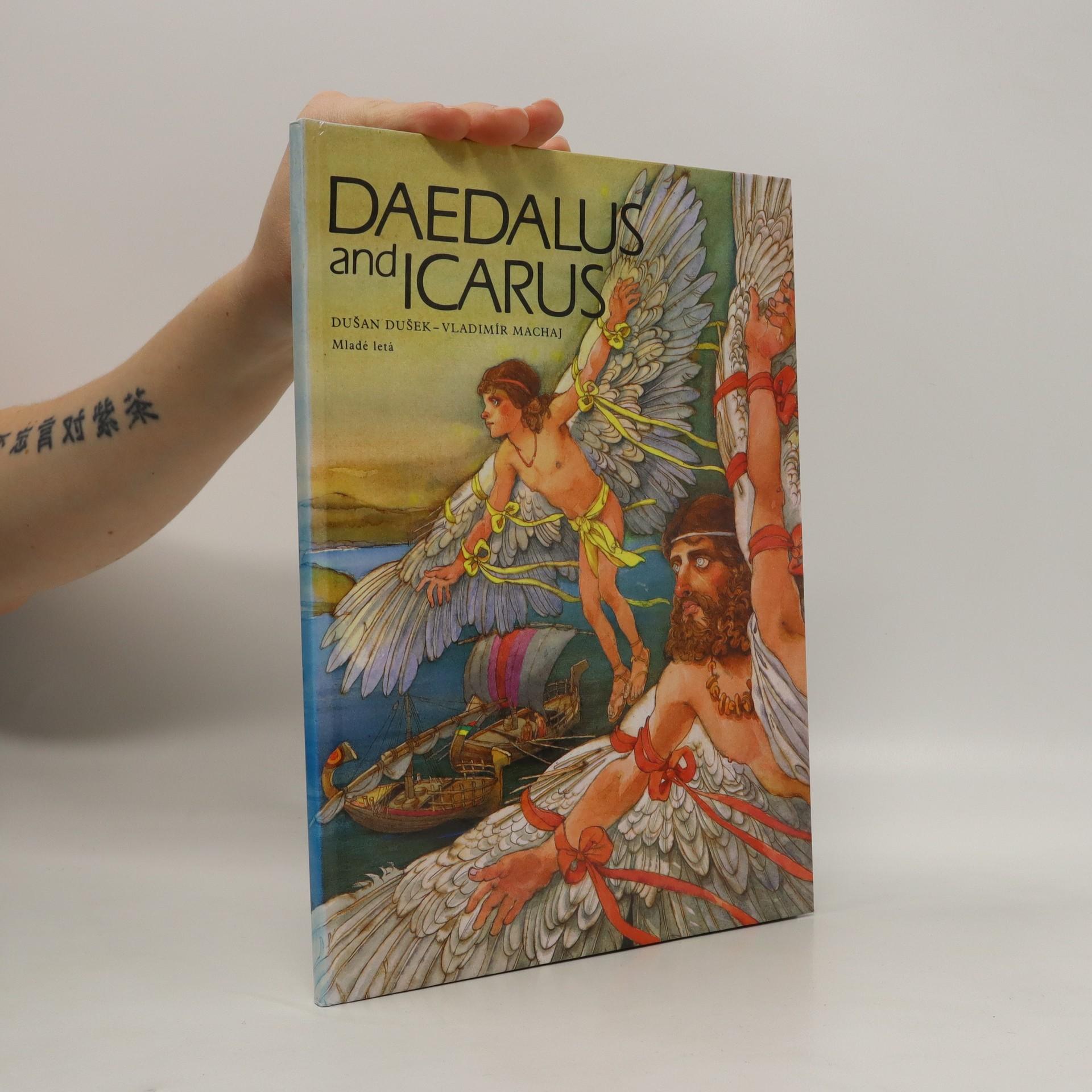 antikvární kniha Daedalus and Icarus, 1993