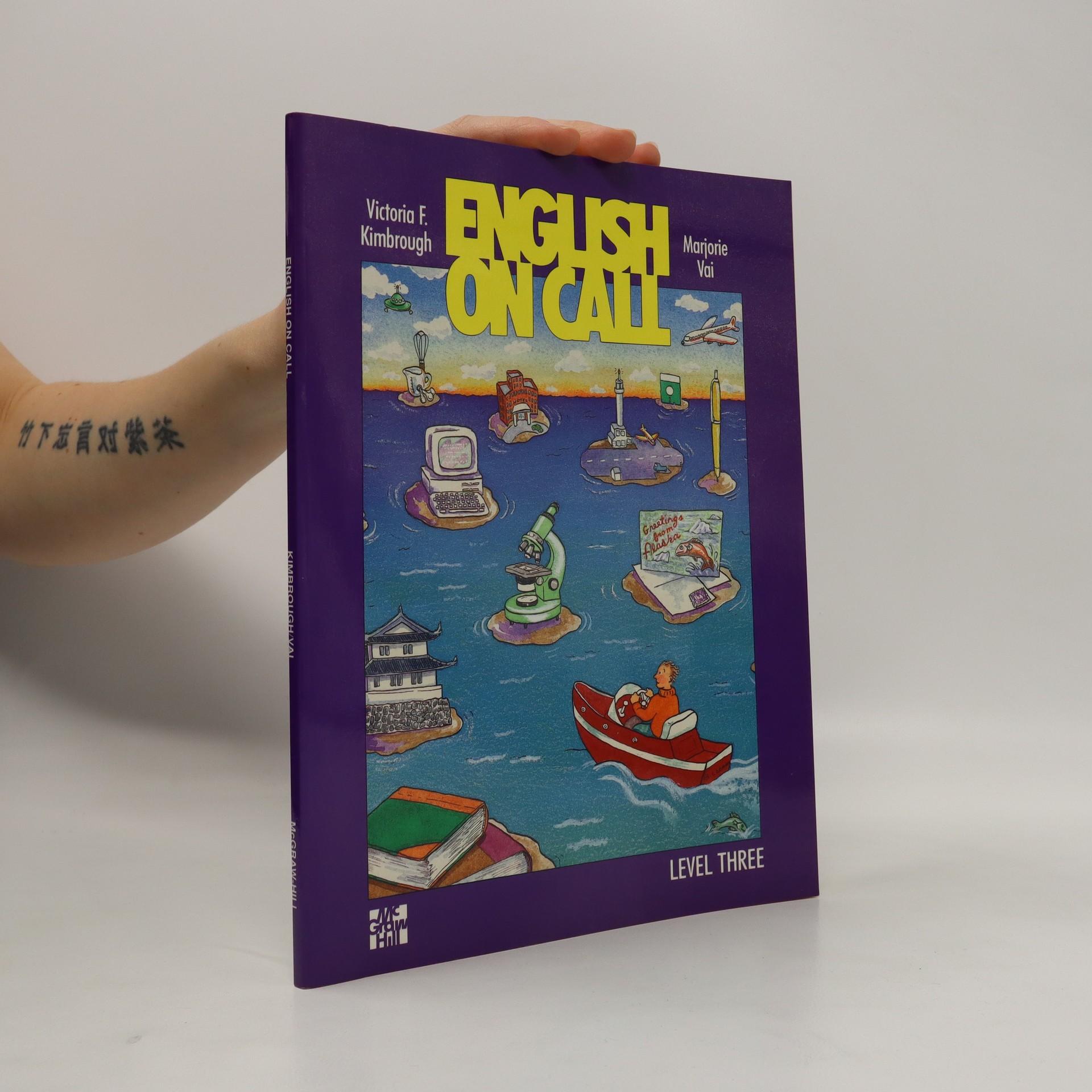 antikvární kniha English on call : level three, neuveden