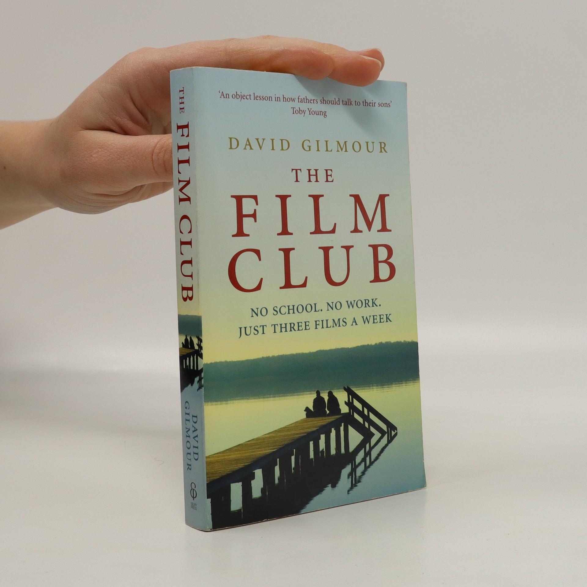 antikvární kniha The Film Club, 2010