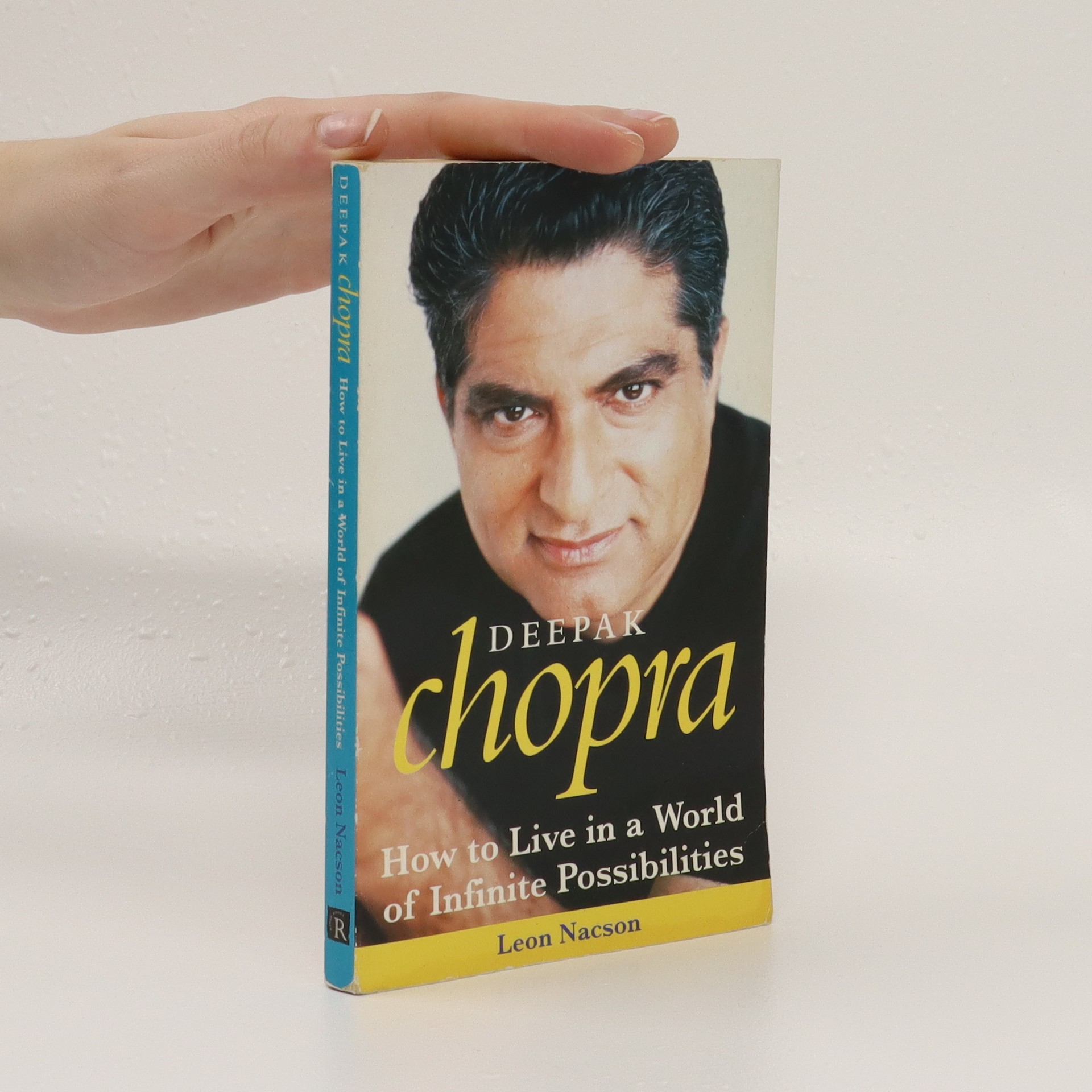antikvární kniha Deepak Chopra : how to live in a world of infinite possibilities, 1998