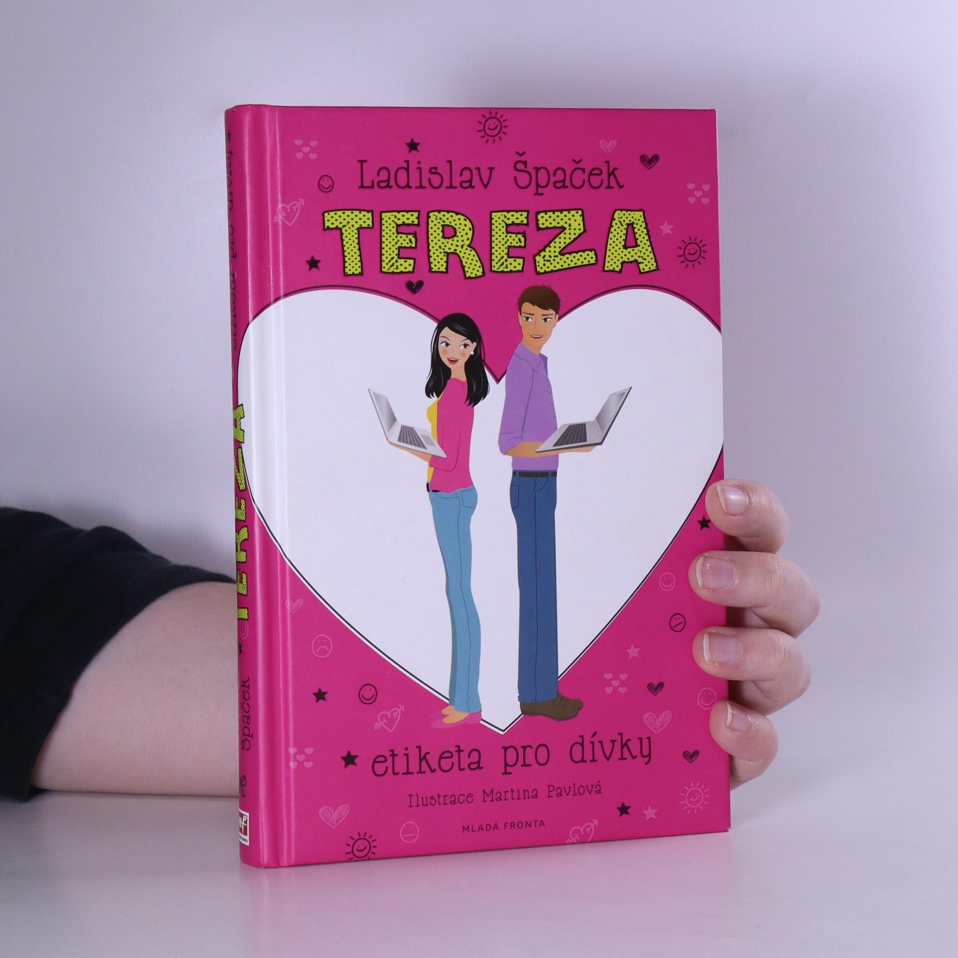 antikvární kniha Tereza : etiketa pro dívky, 2014