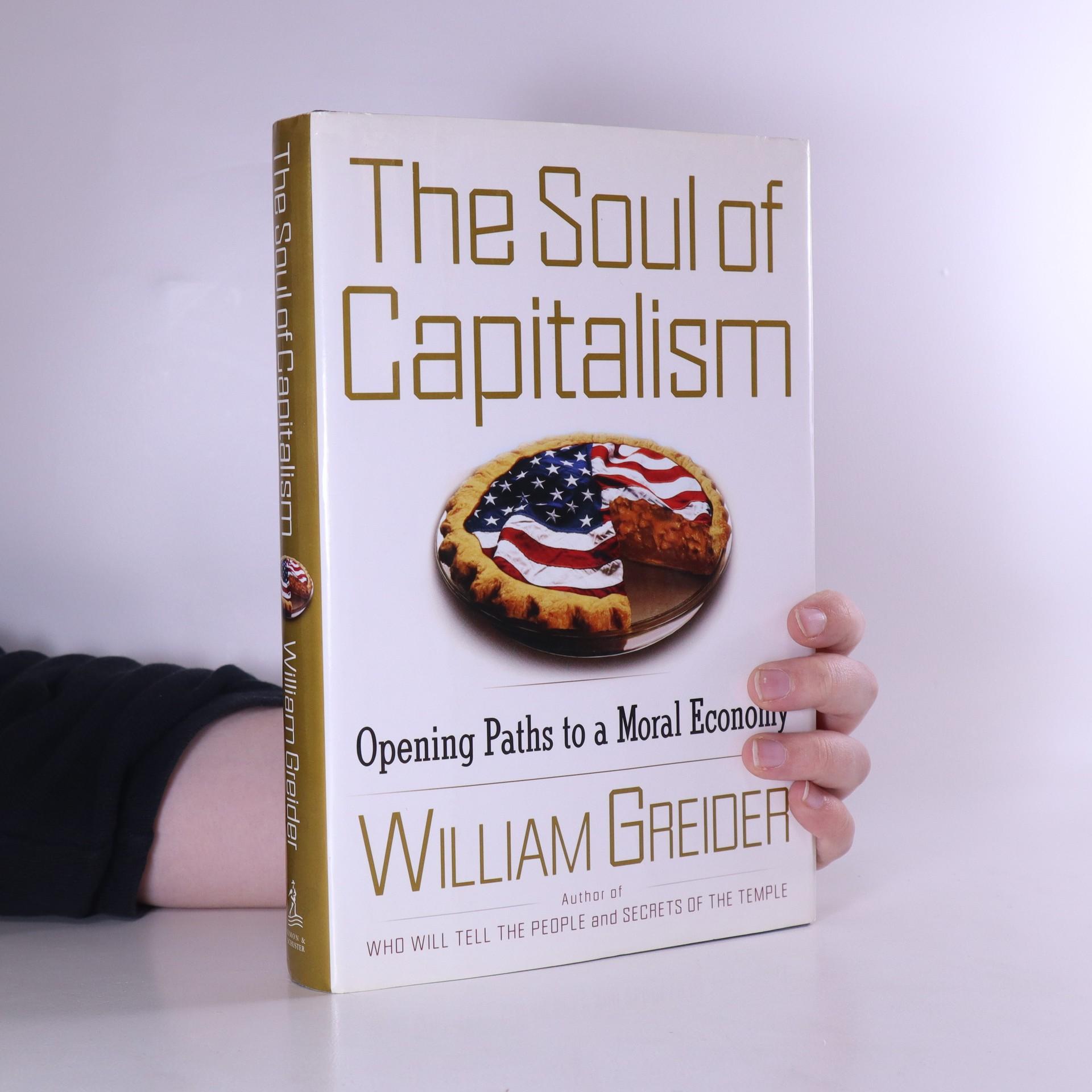 antikvární kniha The soul of capitalism, 2003
