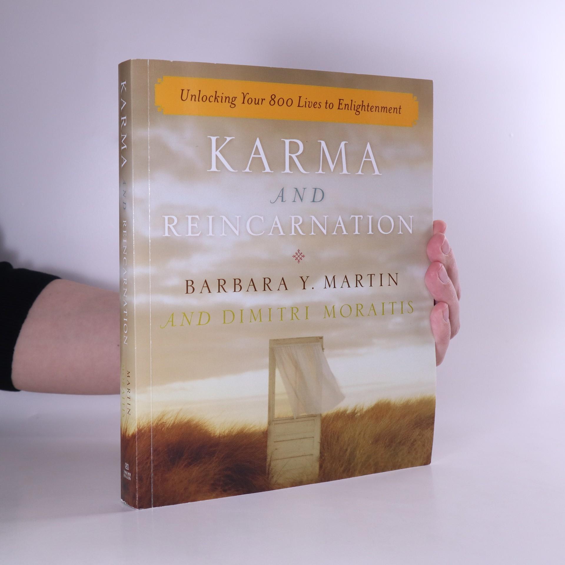 antikvární kniha Karma and Reincarnation, neuveden