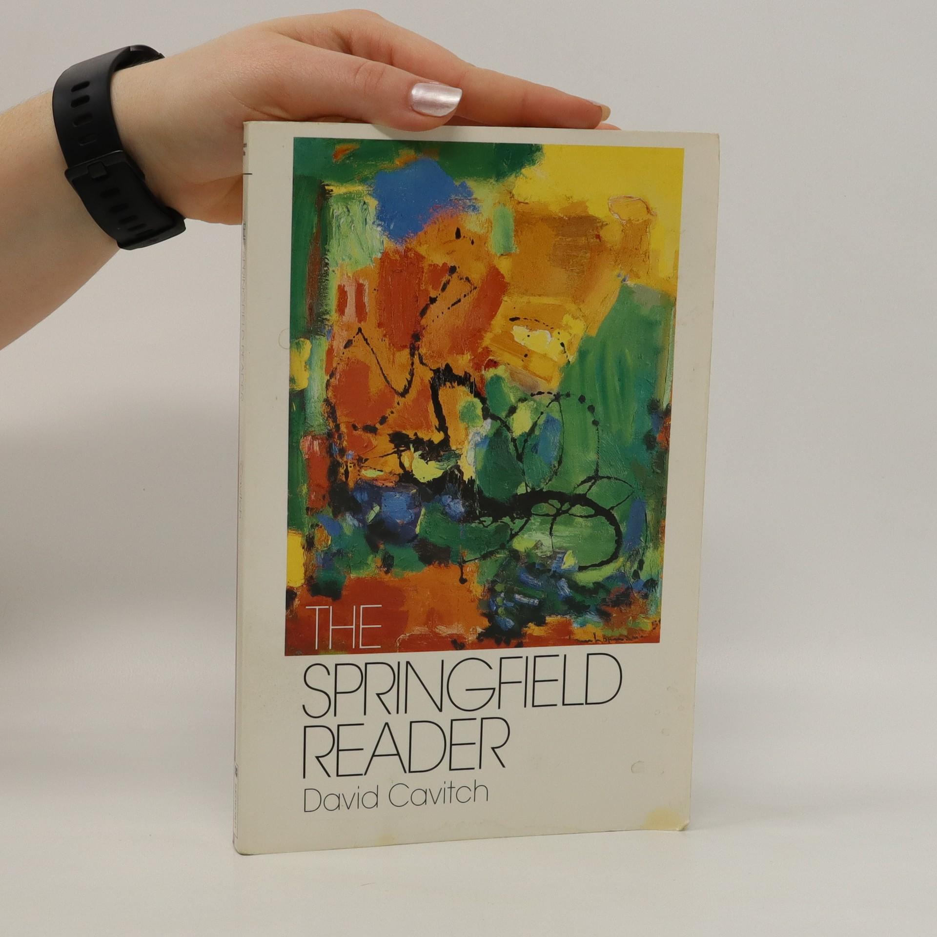 antikvární kniha The Springfield Reader, neuveden