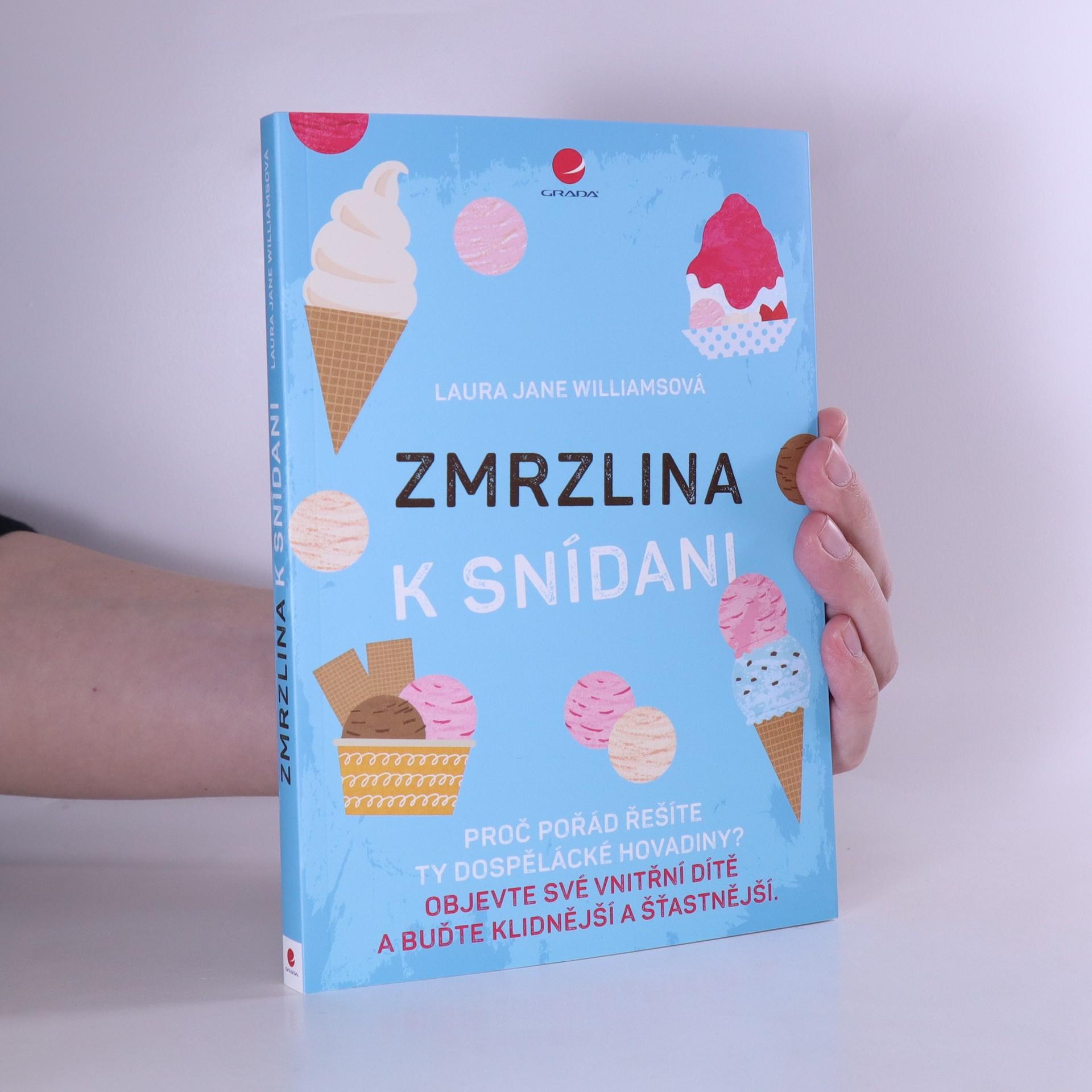 antikvární kniha Zmrzlina k snídani, 2020