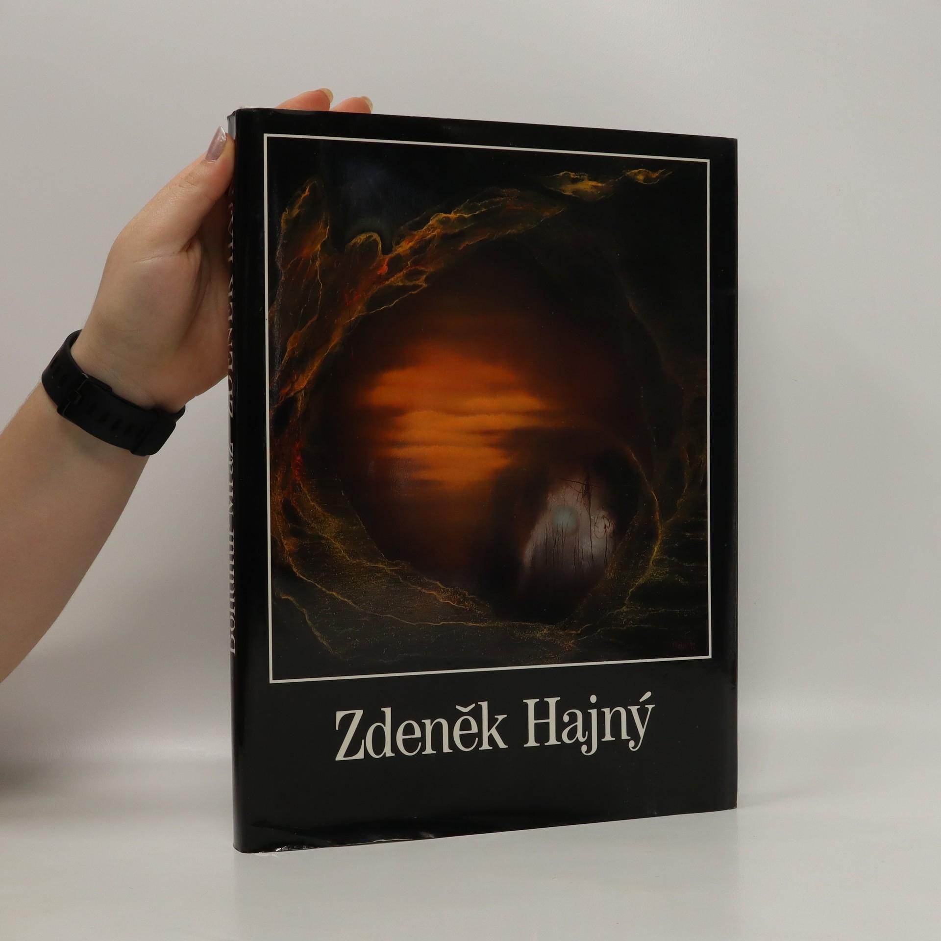 antikvární kniha Zdeněk hajný, 1992