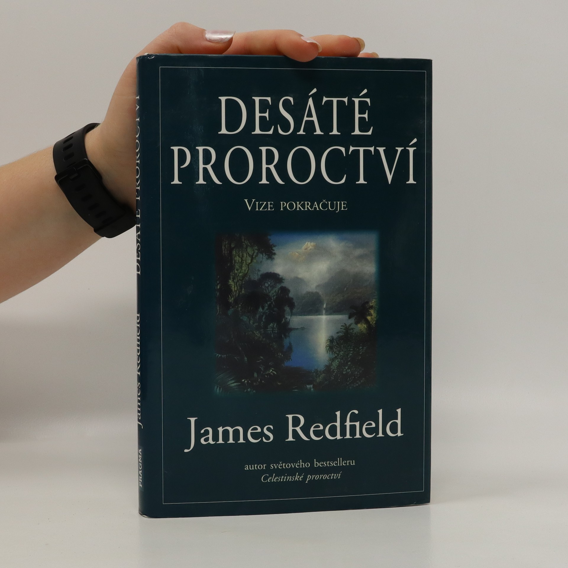 antikvární kniha Desáté proroctví, 1996