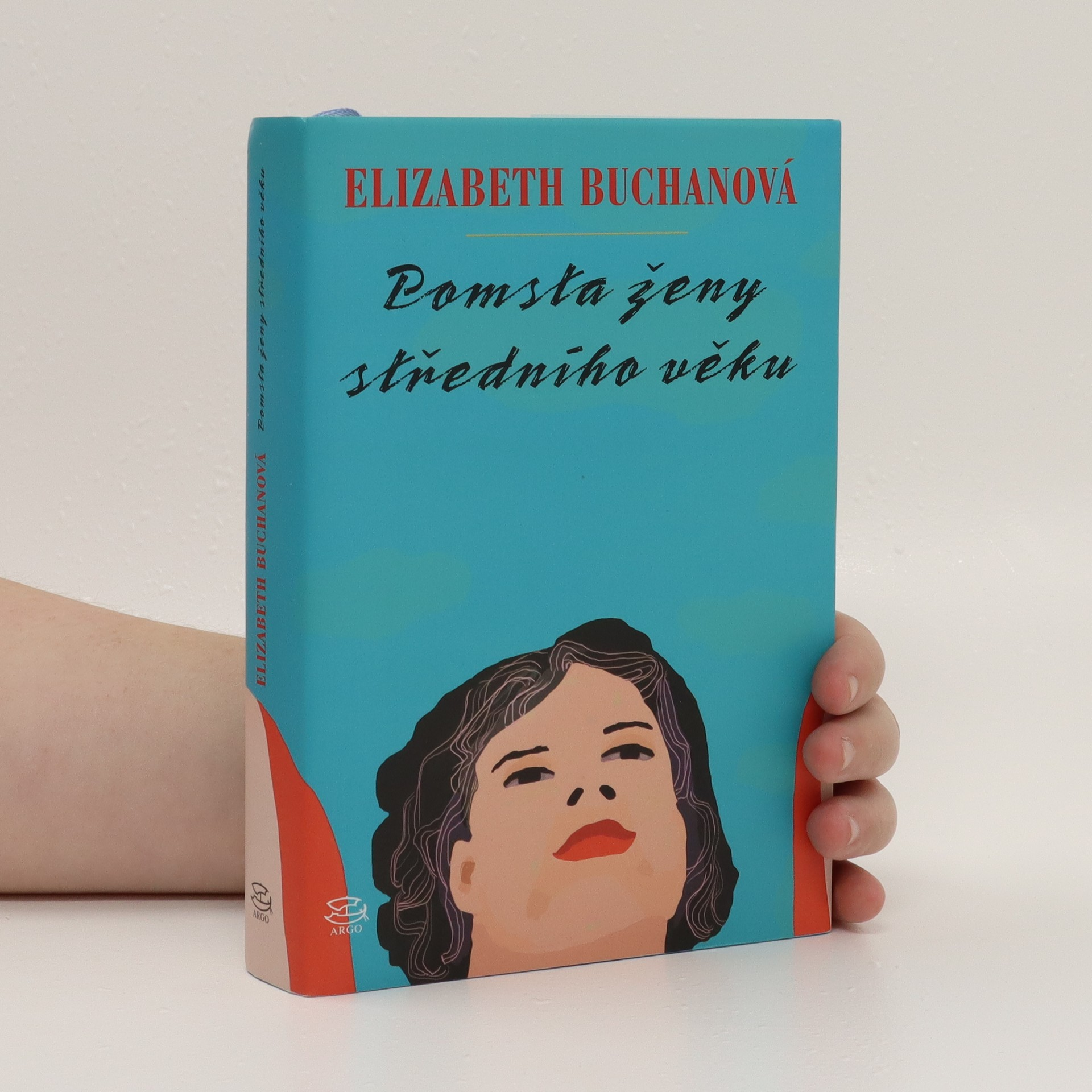 antikvární kniha Pomsta ženy středního věku, 2008